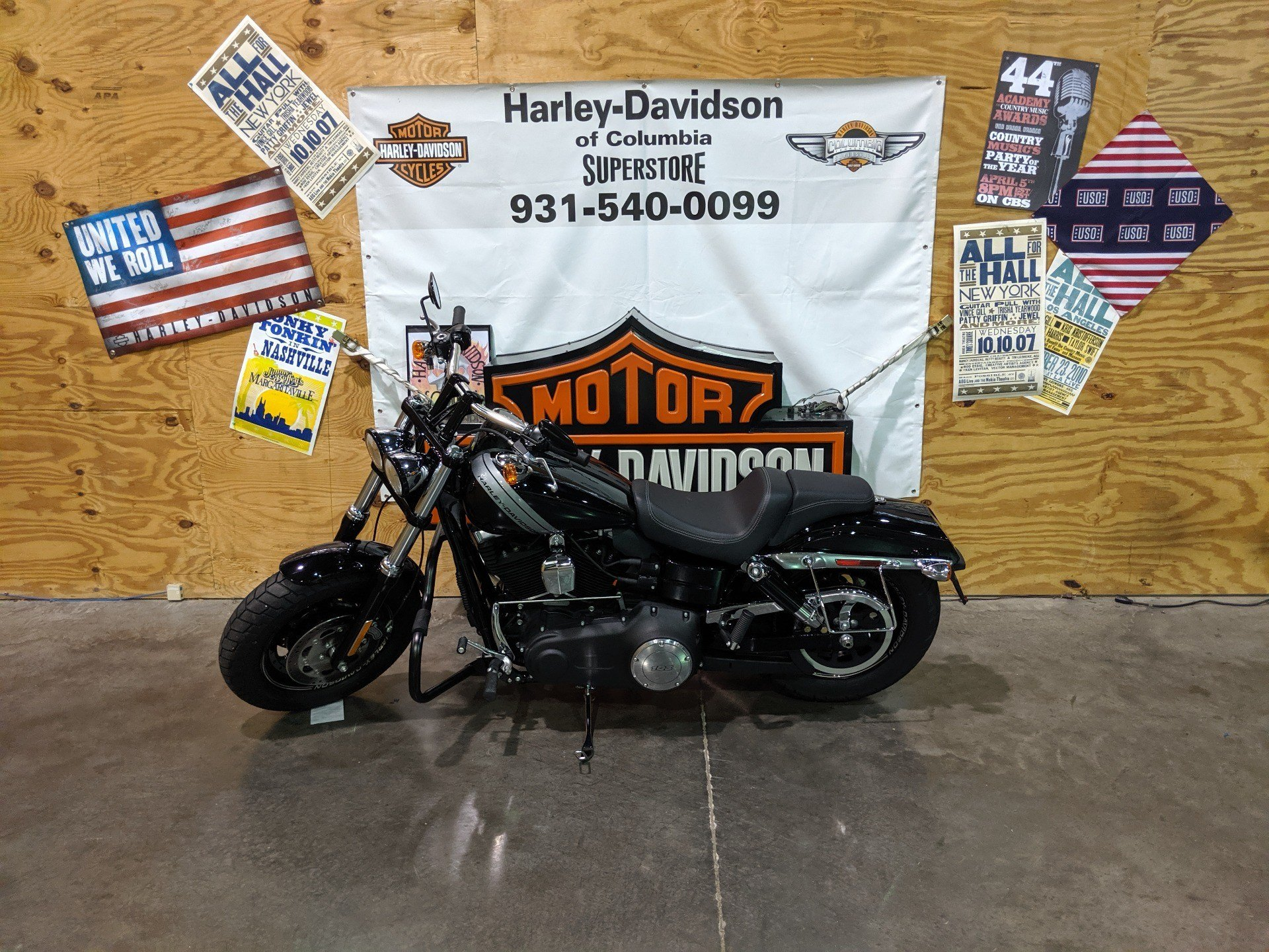 2017 Harley-Davidson FAT BOB in Columbia, Tennessee - Photo 5