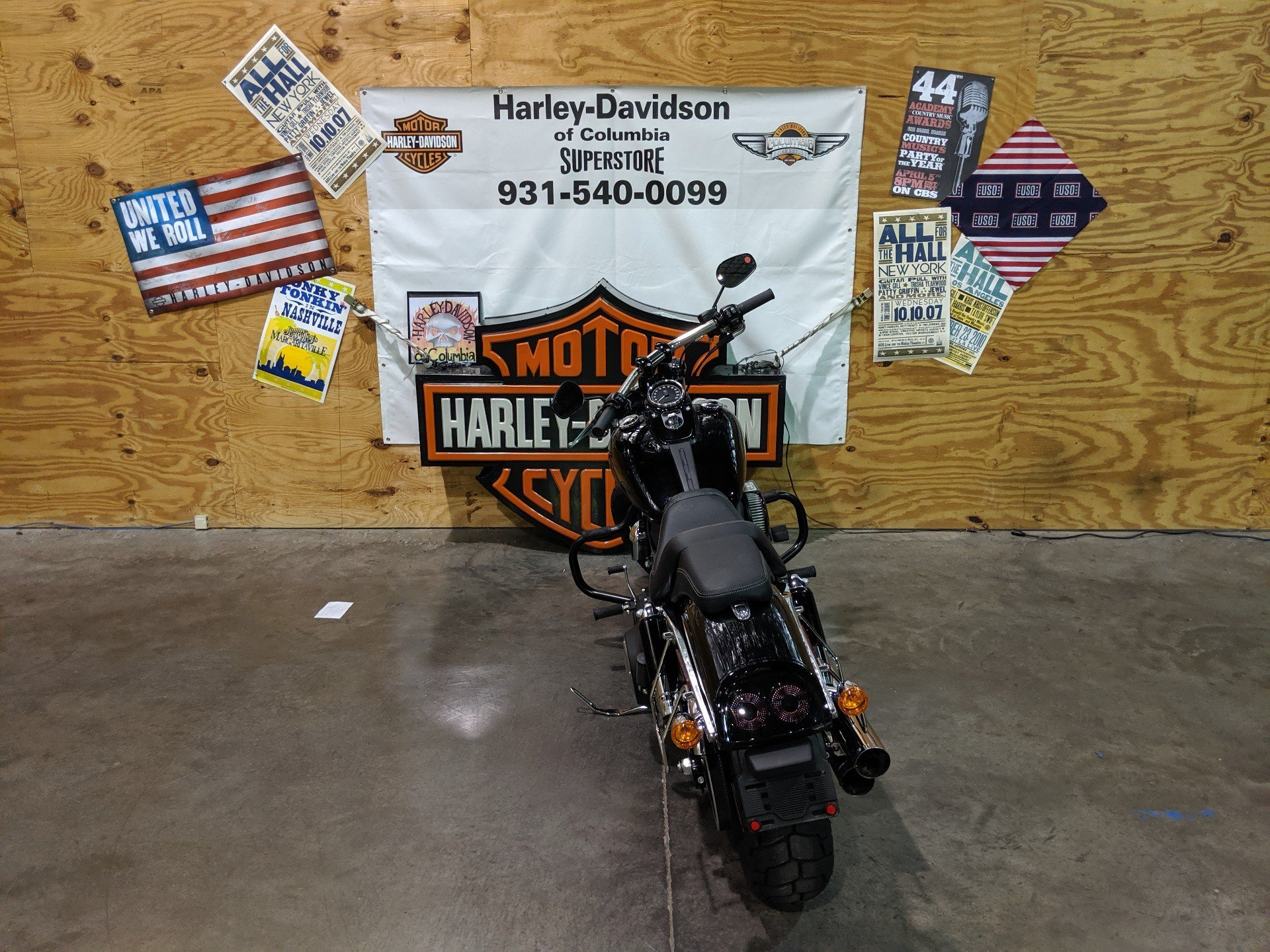 2017 Harley-Davidson FAT BOB in Columbia, Tennessee - Photo 7