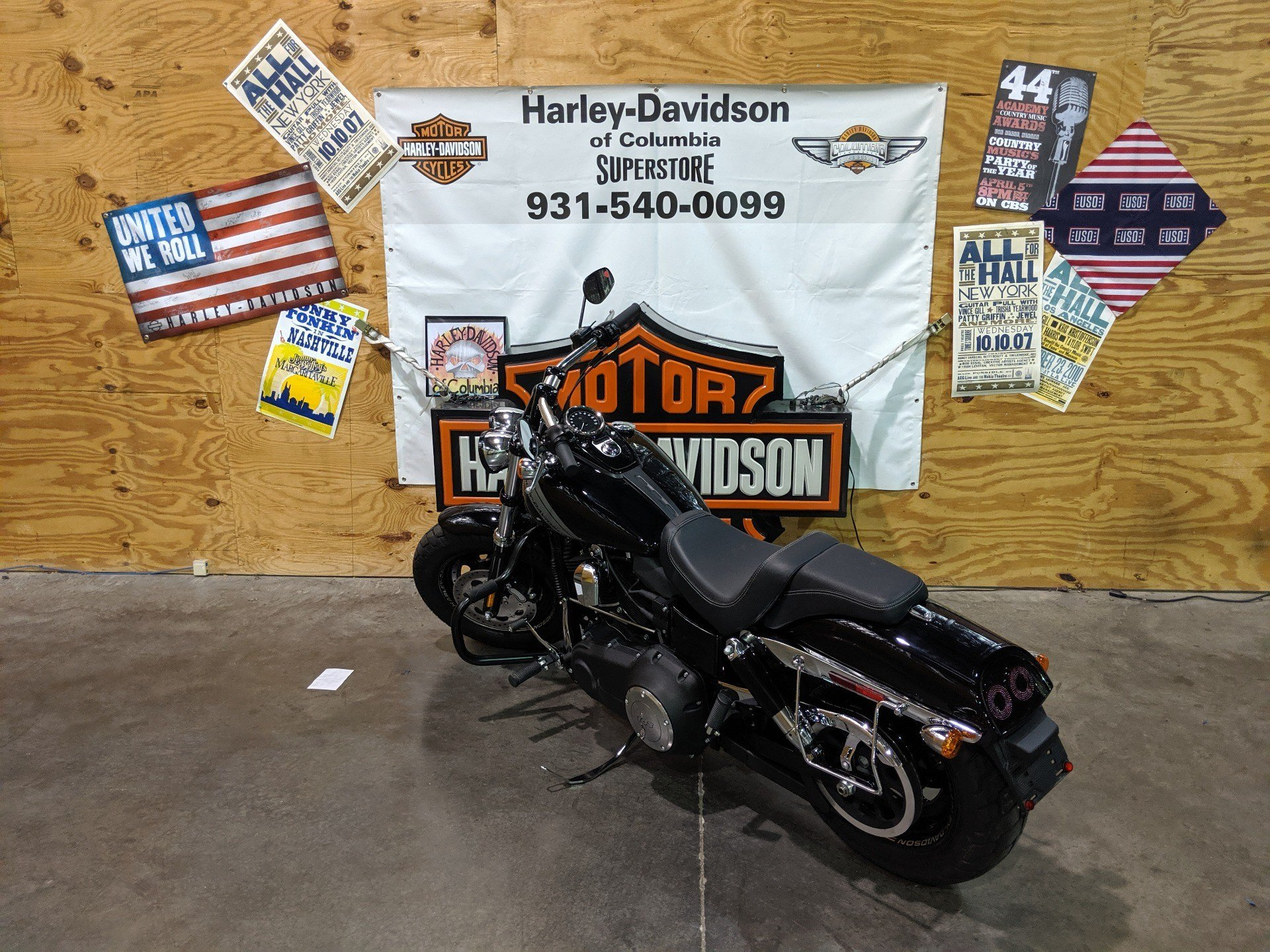 2017 Harley-Davidson FAT BOB in Columbia, Tennessee - Photo 6