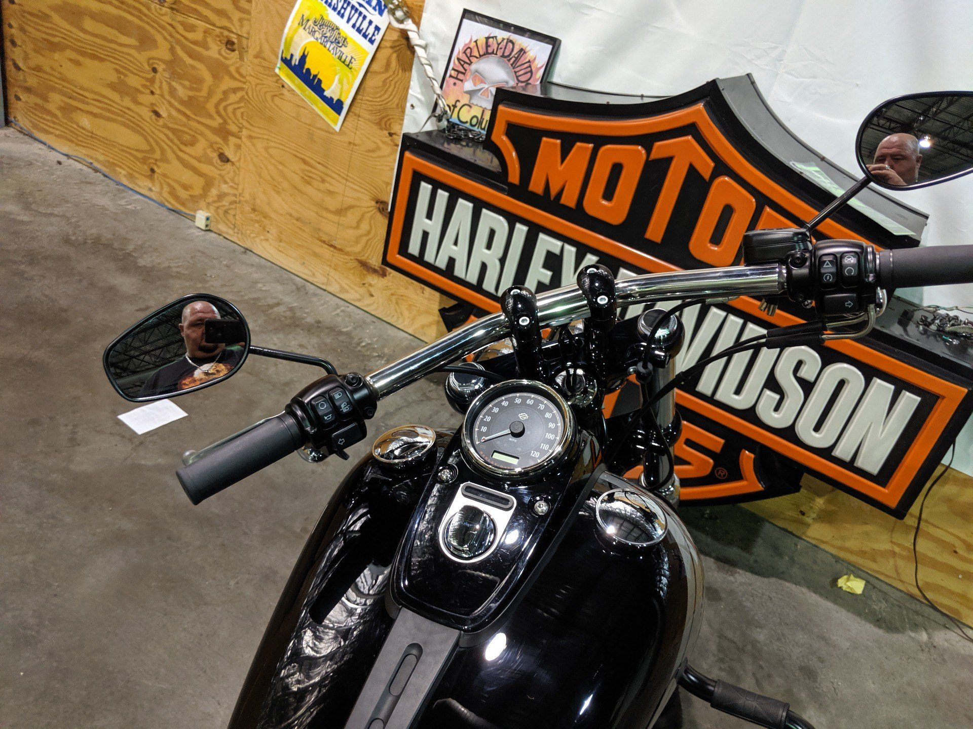 2017 Harley-Davidson FAT BOB in Columbia, Tennessee - Photo 9