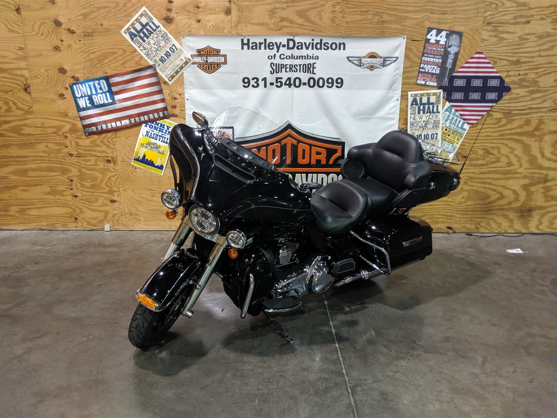 2015 Harley-Davidson flhtk in Columbia, Tennessee - Photo 4