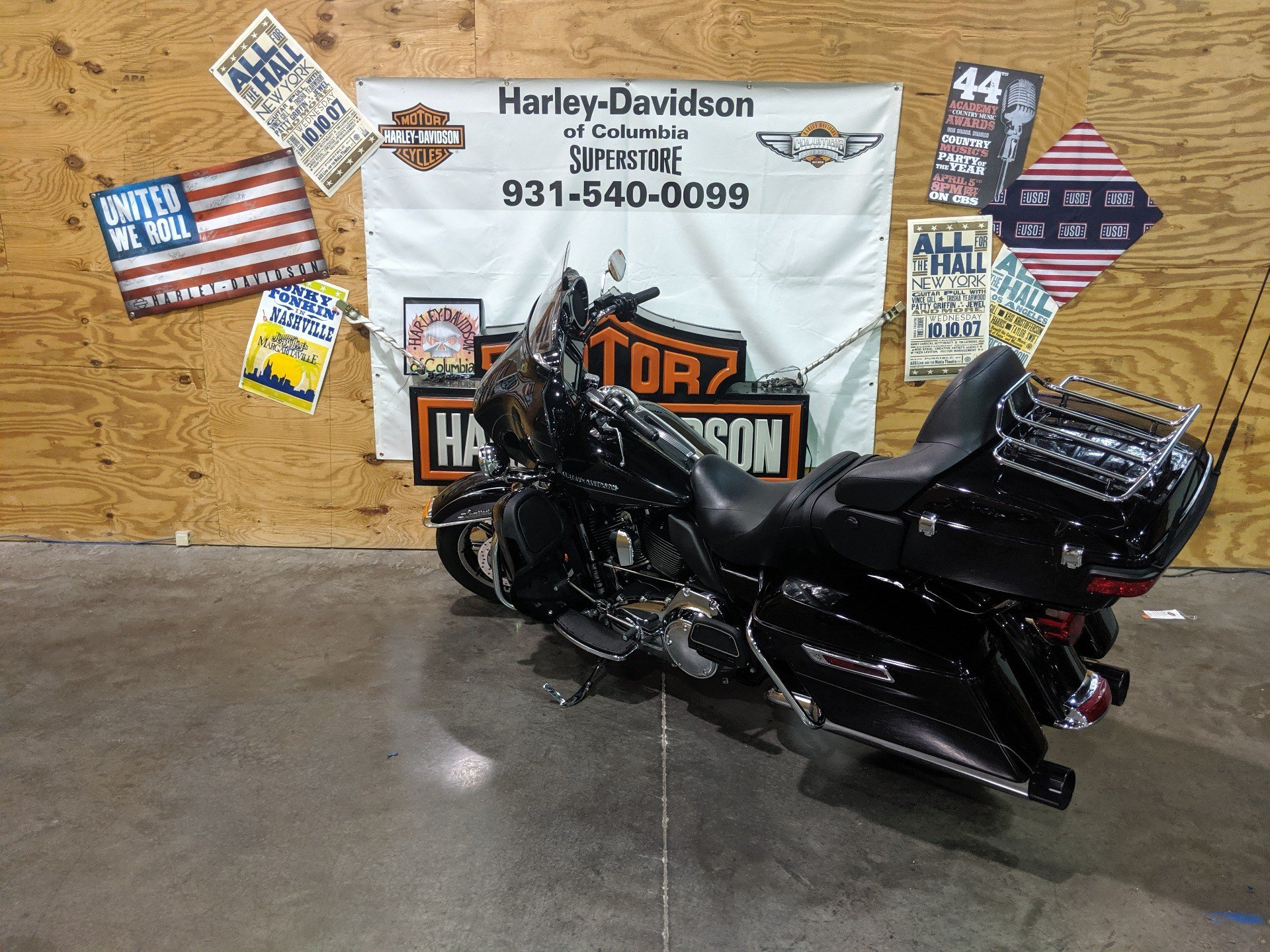 2015 Harley-Davidson flhtk in Columbia, Tennessee - Photo 6