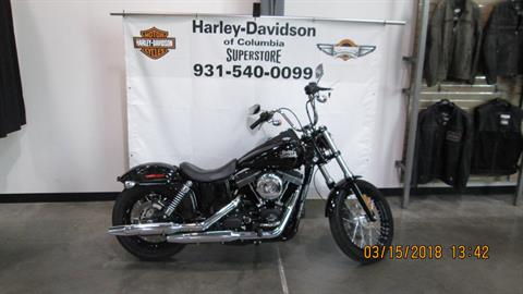 2016 Harley-Davidson Street Bob® in Columbia, Tennessee