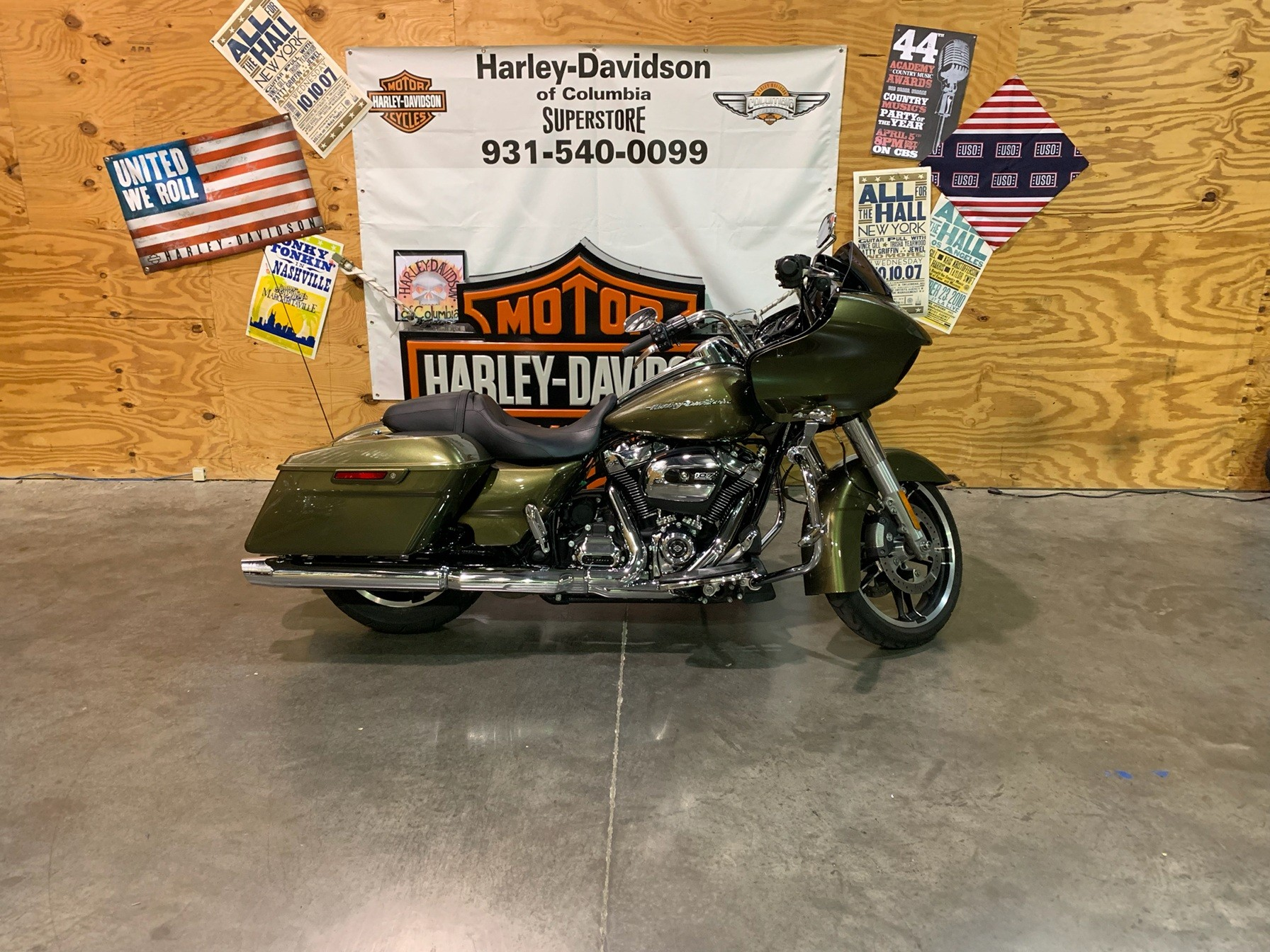 2017 Harley-Davidson FLTRXS in Columbia, Tennessee - Photo 1