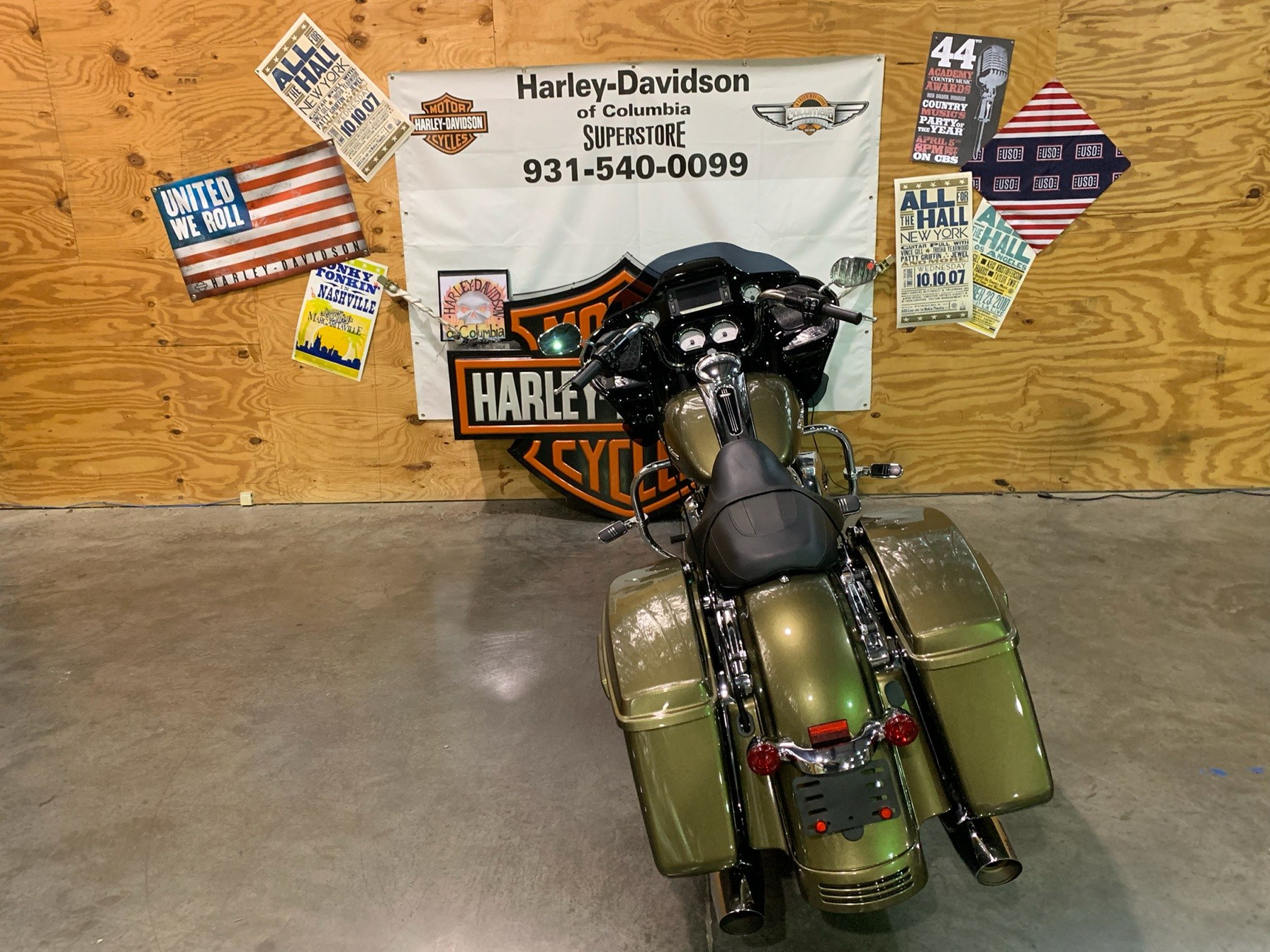 2017 Harley-Davidson FLTRXS in Columbia, Tennessee - Photo 7