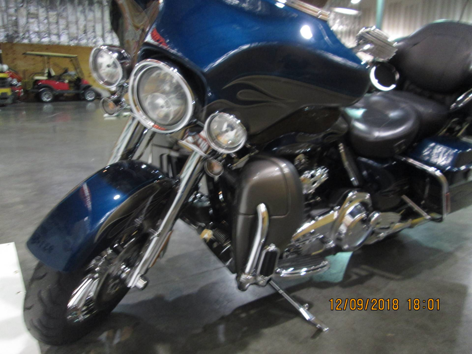 2010 Harley-Davidson CVO™ Ultra Classic® Electra Glide® in Columbia, Tennessee