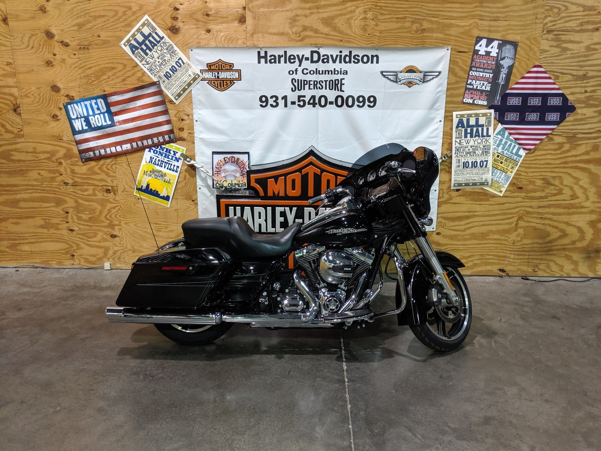 2016 Harley-Davidson FLHXS in Columbia, Tennessee - Photo 1