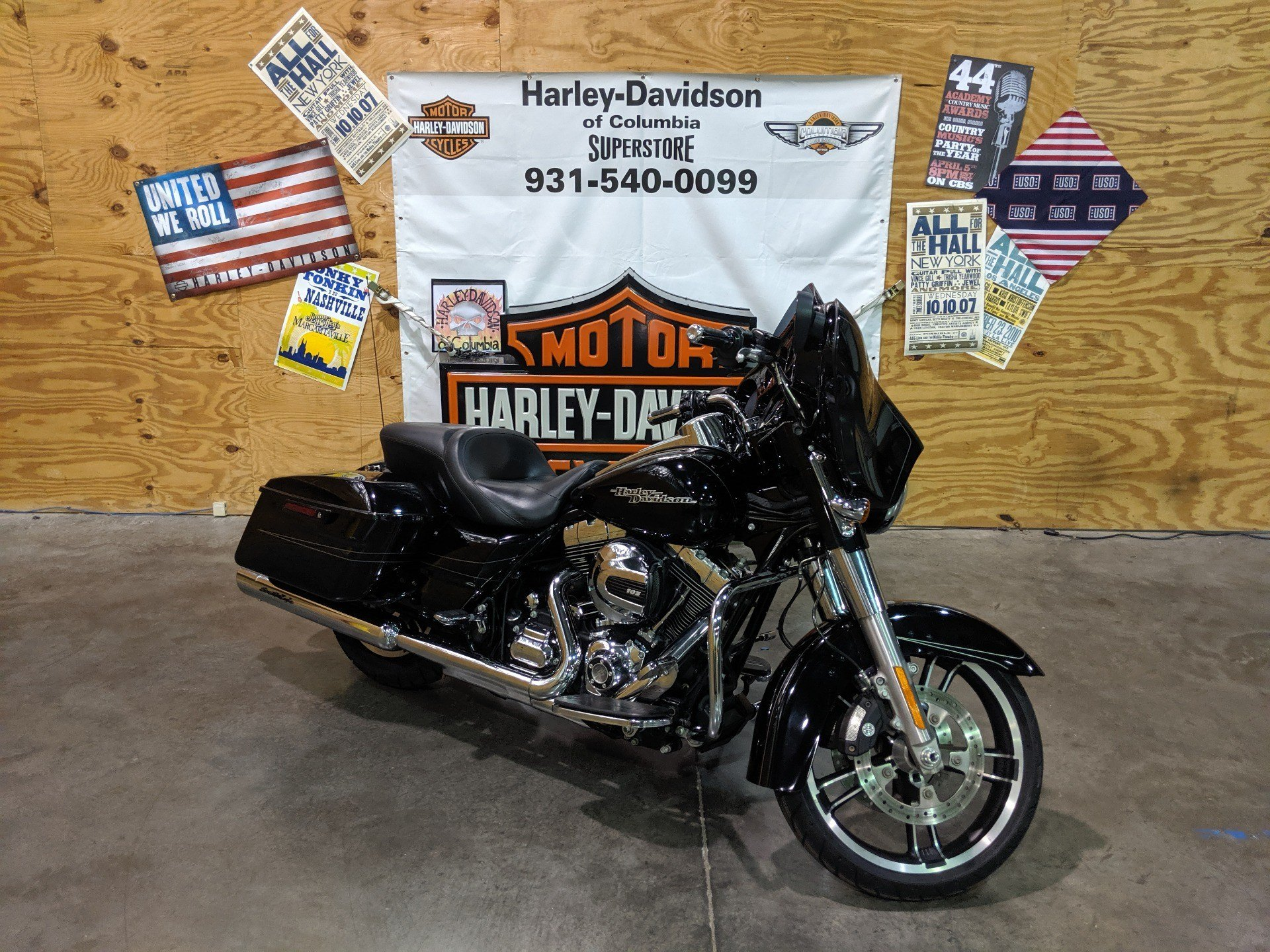 2016 Harley-Davidson FLHXS in Columbia, Tennessee - Photo 2