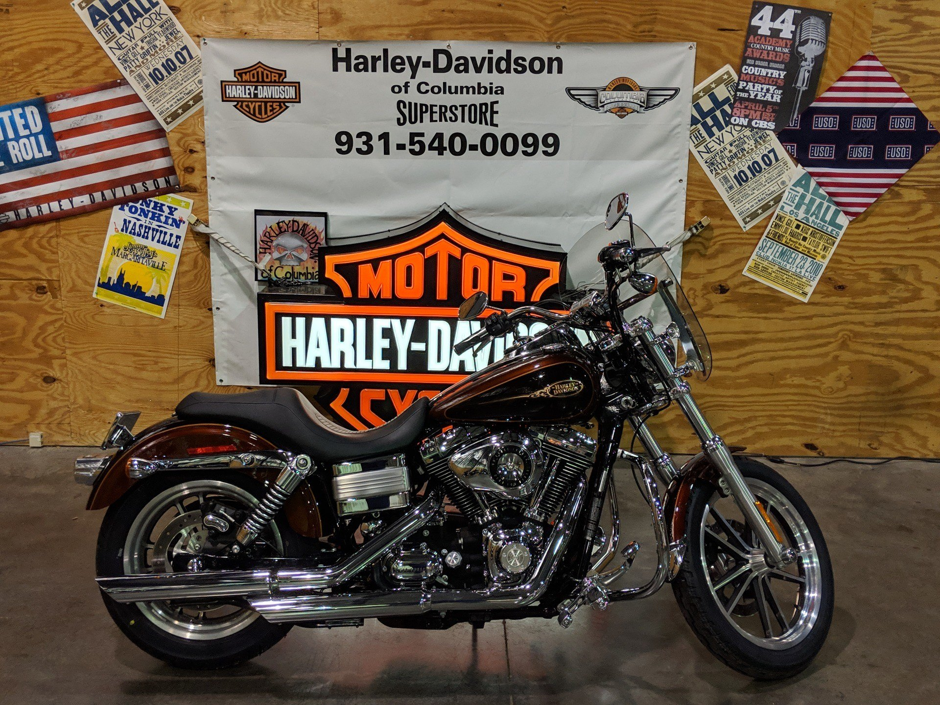 2009 Harley-Davidson Low Rider in Columbia, Tennessee - Photo 1