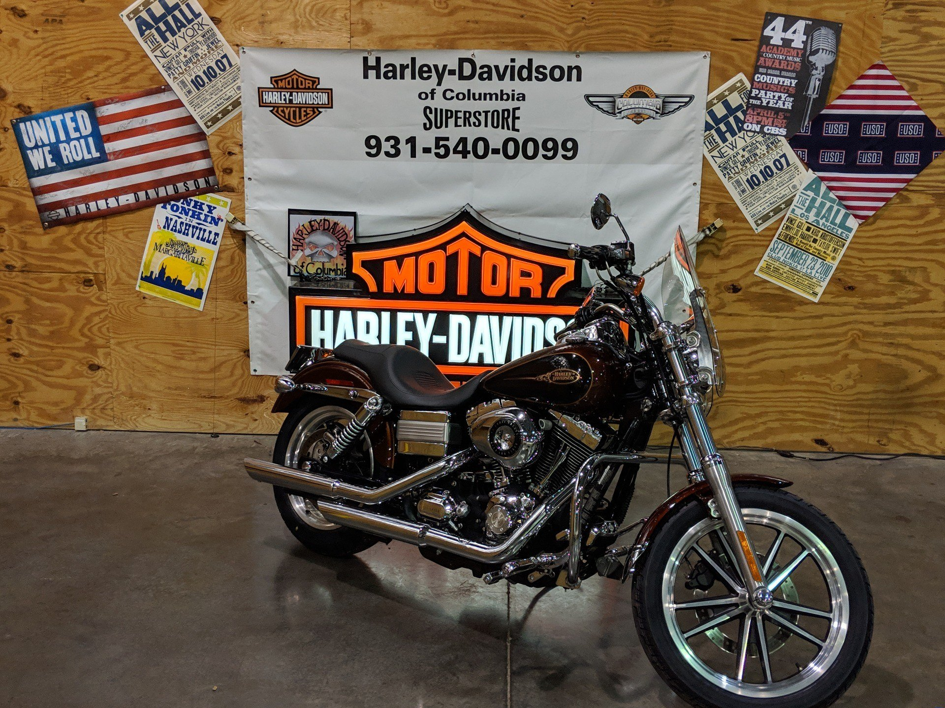 2009 Harley-Davidson Low Rider in Columbia, Tennessee - Photo 2