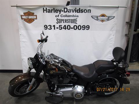 2013 Harley-Davidson Softail® Fat Boy® Lo in Columbia, Tennessee