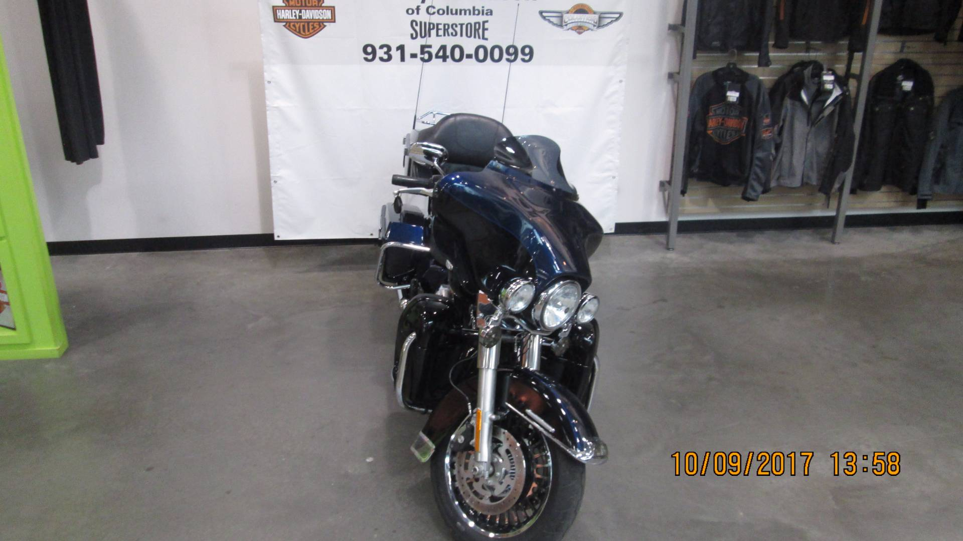 2013 Harley-Davidson Electra Glide® Ultra Limited in Columbia, Tennessee