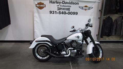 2011 Harley-Davidson Softail® Fat Boy® Lo in Columbia, Tennessee