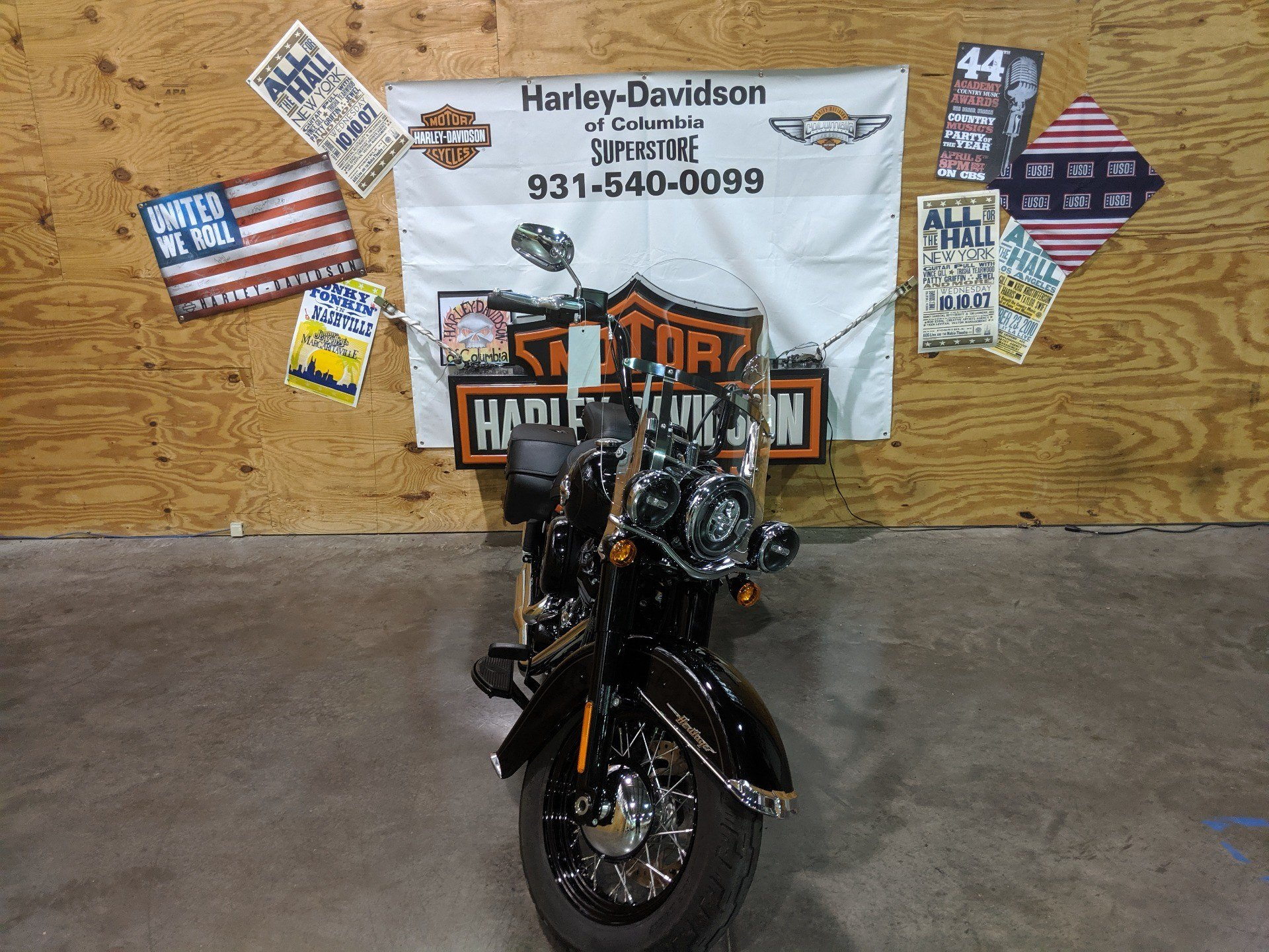 2018 Harley-Davidson HERITAGE in Columbia, Tennessee - Photo 3