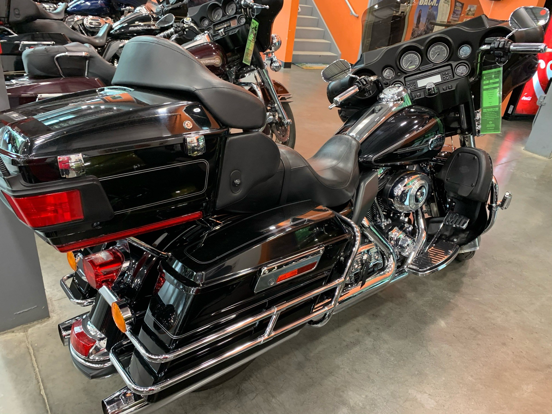 2012 Harley-Davidson FLHTCU in Columbia, Tennessee - Photo 8