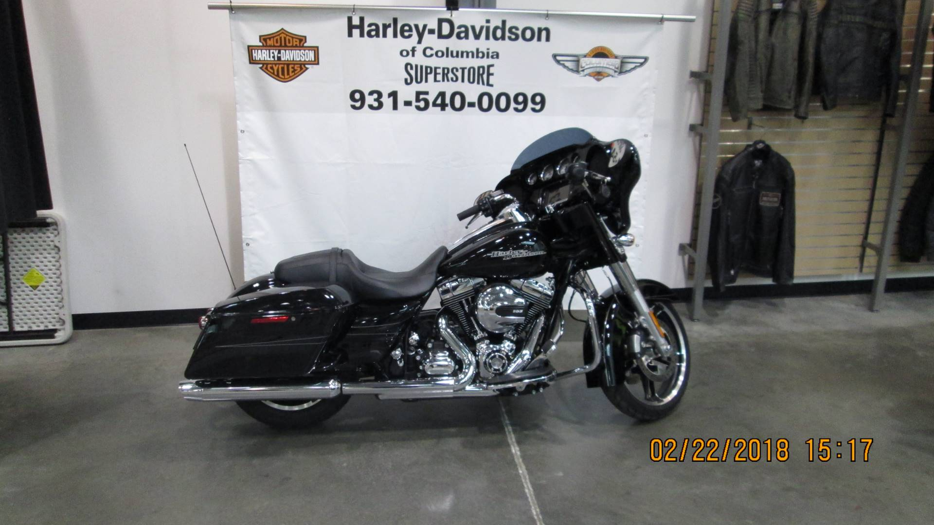 2016 Harley Davidson Street Glide Special In Columbia Tennessee