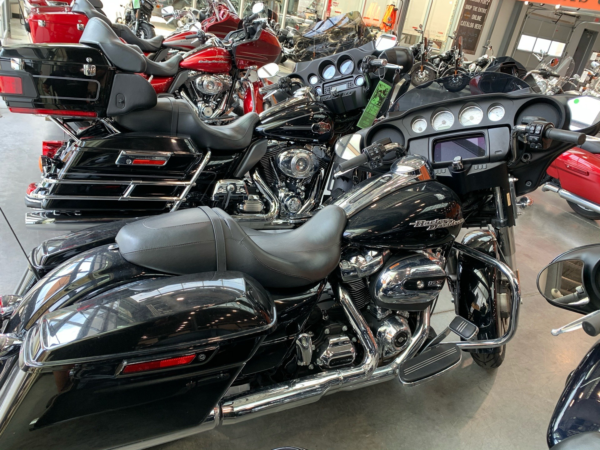 2019 Harley-Davidson FLHX in Columbia, Tennessee - Photo 1