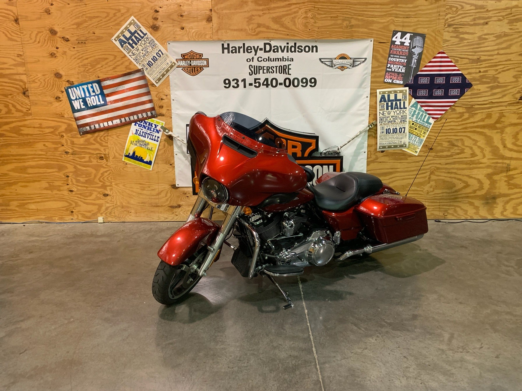 2018 Harley-Davidson FLHX in Columbia, Tennessee - Photo 4