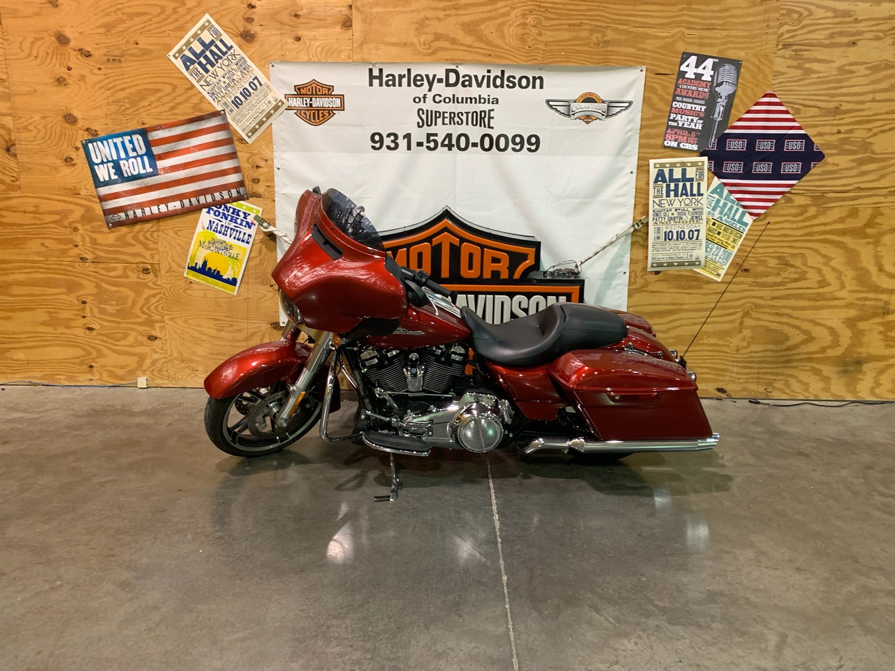 2018 Harley-Davidson FLHX in Columbia, Tennessee - Photo 5