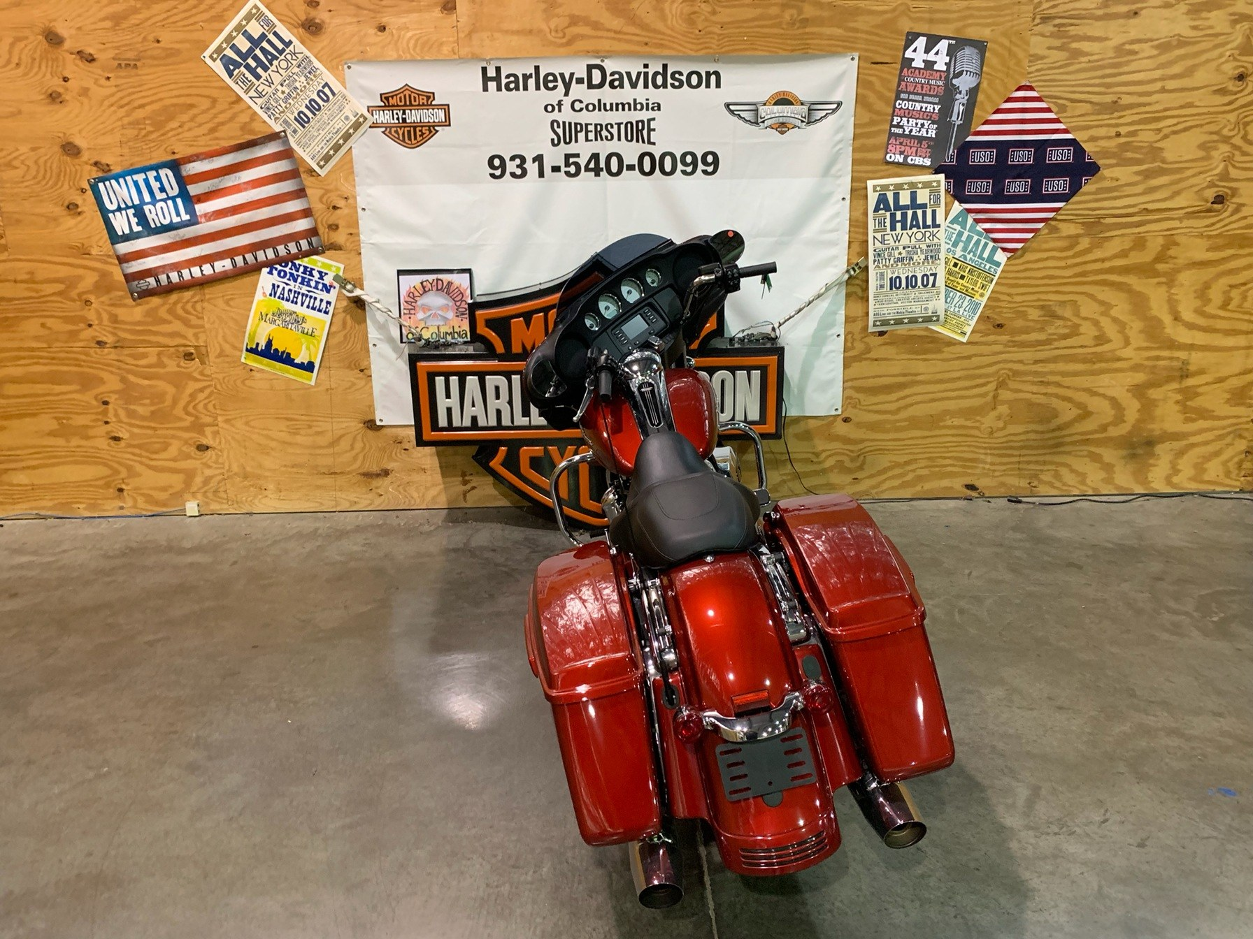 2018 Harley-Davidson FLHX in Columbia, Tennessee - Photo 7