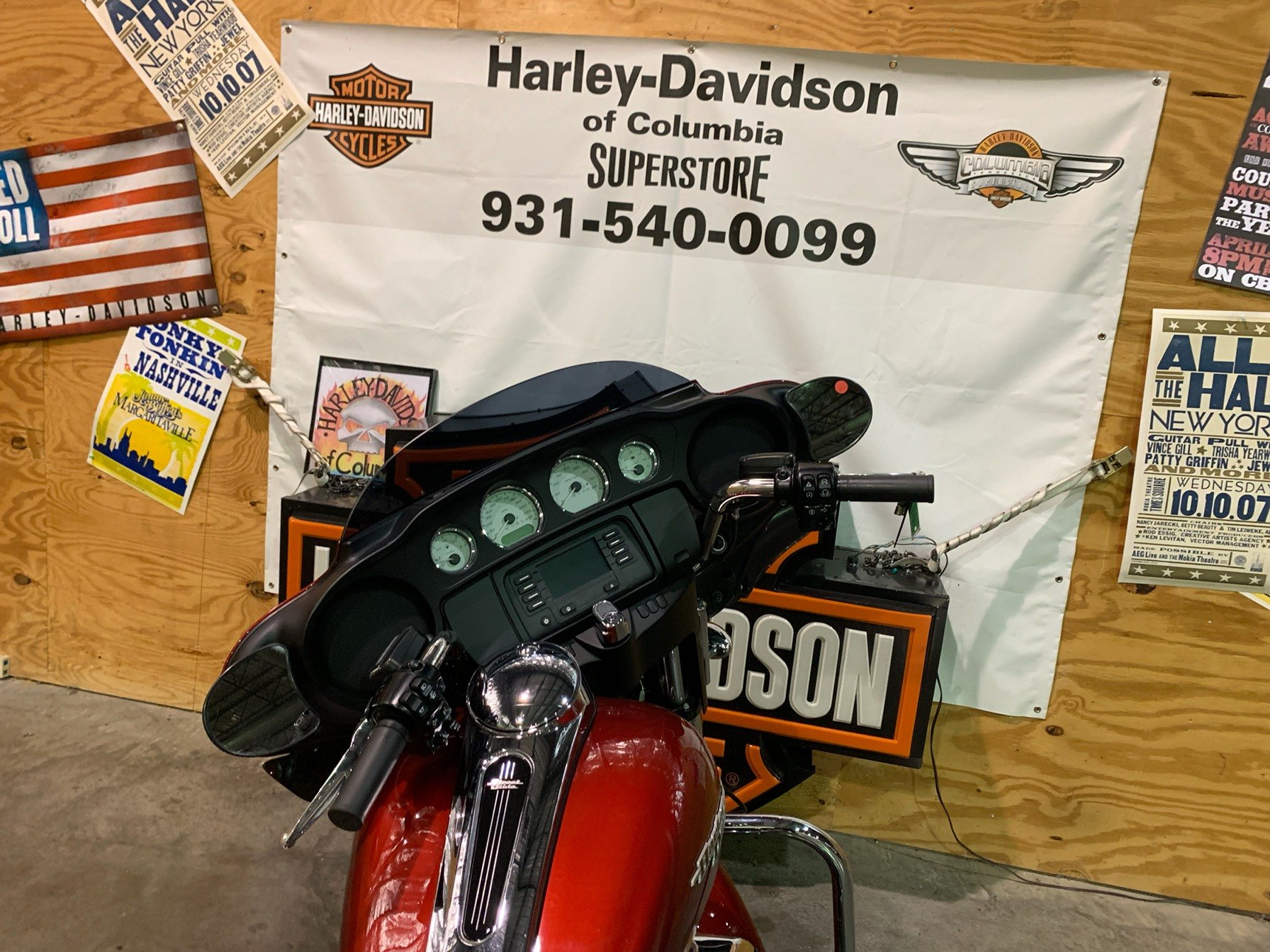2018 Harley-Davidson FLHX in Columbia, Tennessee - Photo 8
