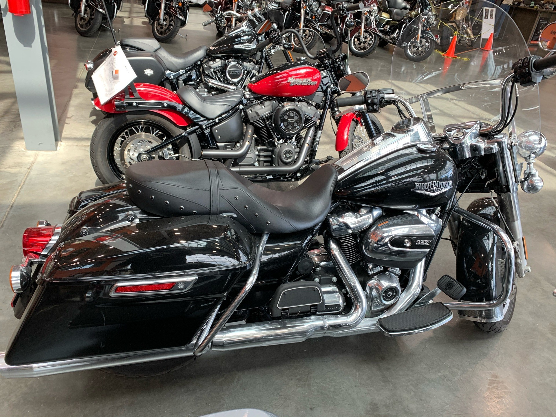 2019 Harley-Davidson FLHR KING in Columbia, Tennessee - Photo 1