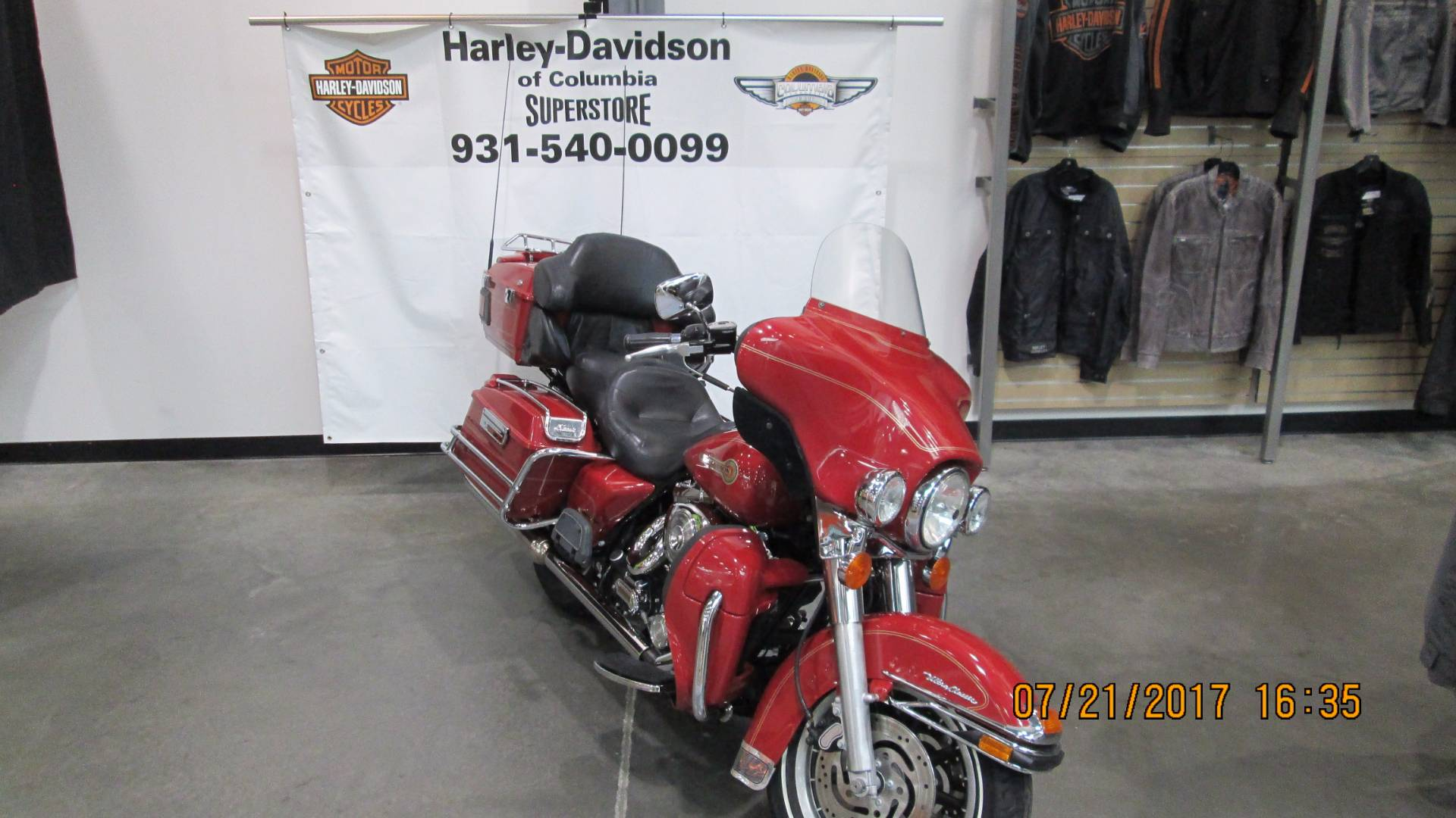2006 Harley-Davidson Ultra Classic® Electra Glide® in Columbia, Tennessee