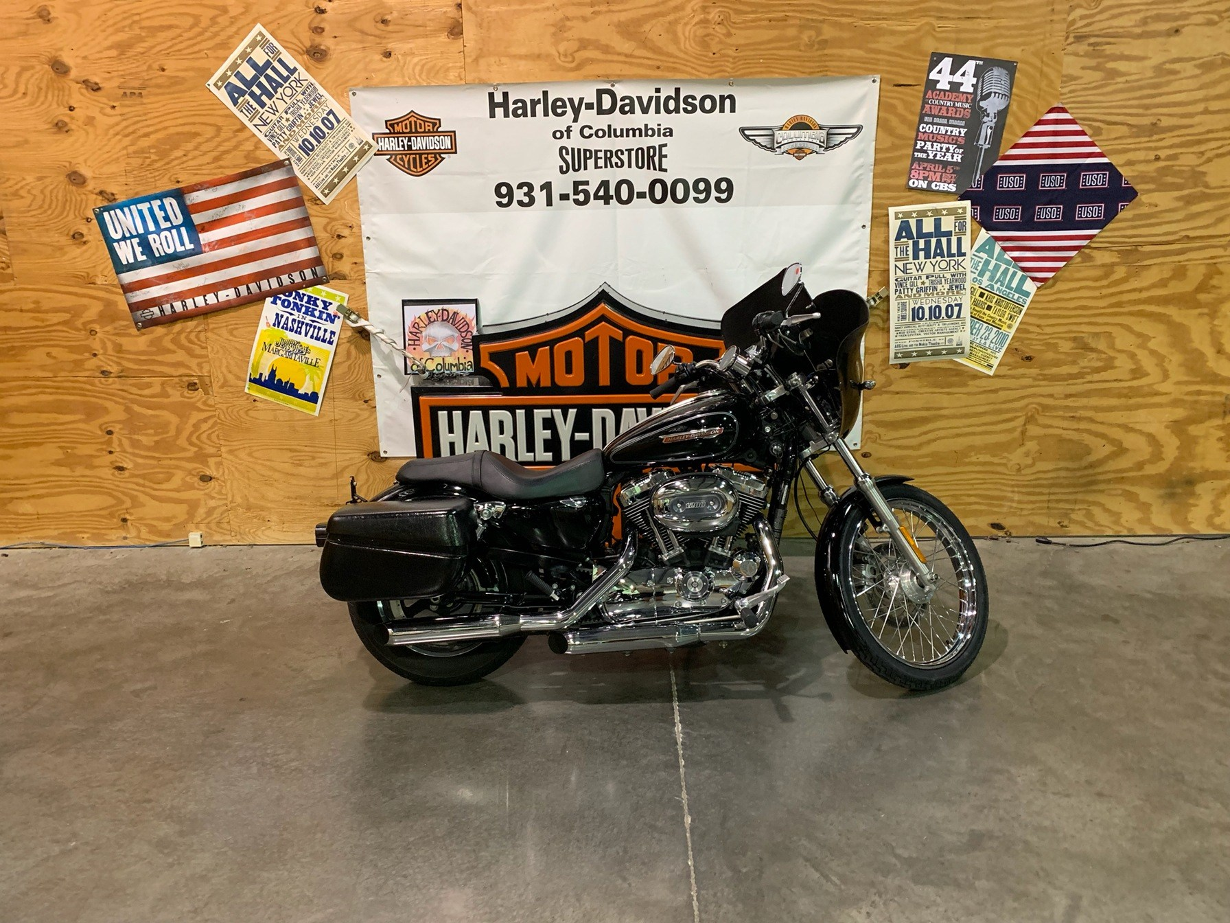 2009 Harley-Davidson XL1200 in Columbia, Tennessee - Photo 1