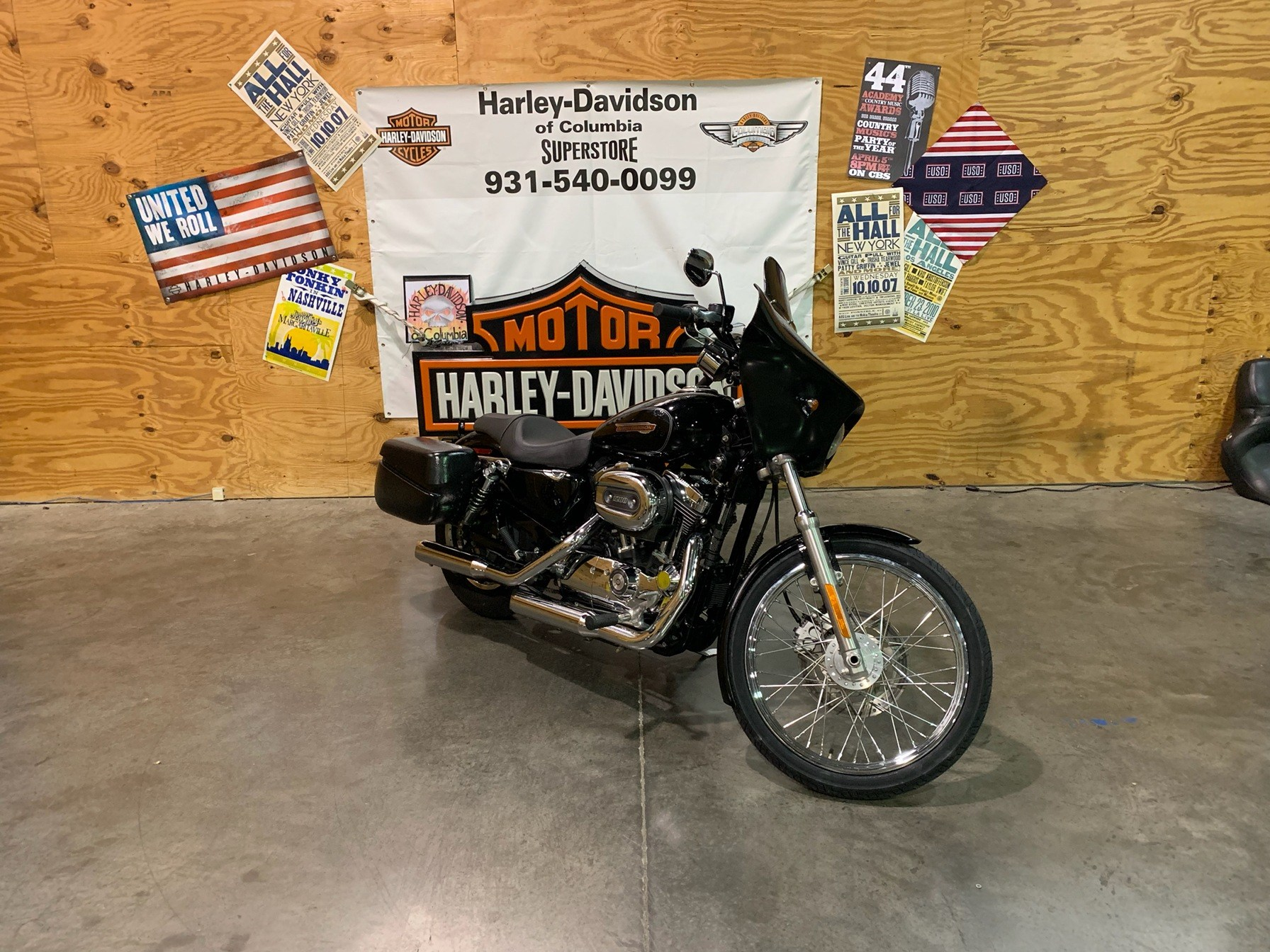 2009 Harley-Davidson XL1200 in Columbia, Tennessee - Photo 2