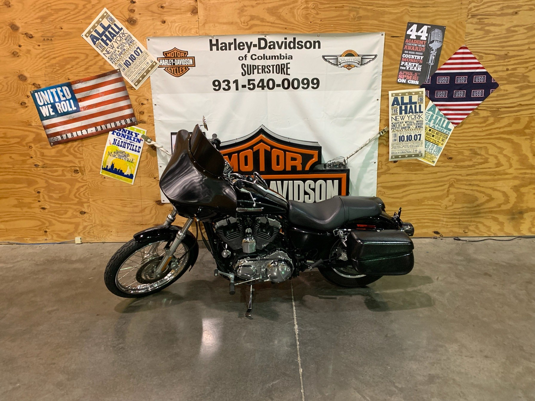 2009 Harley-Davidson XL1200 in Columbia, Tennessee - Photo 5