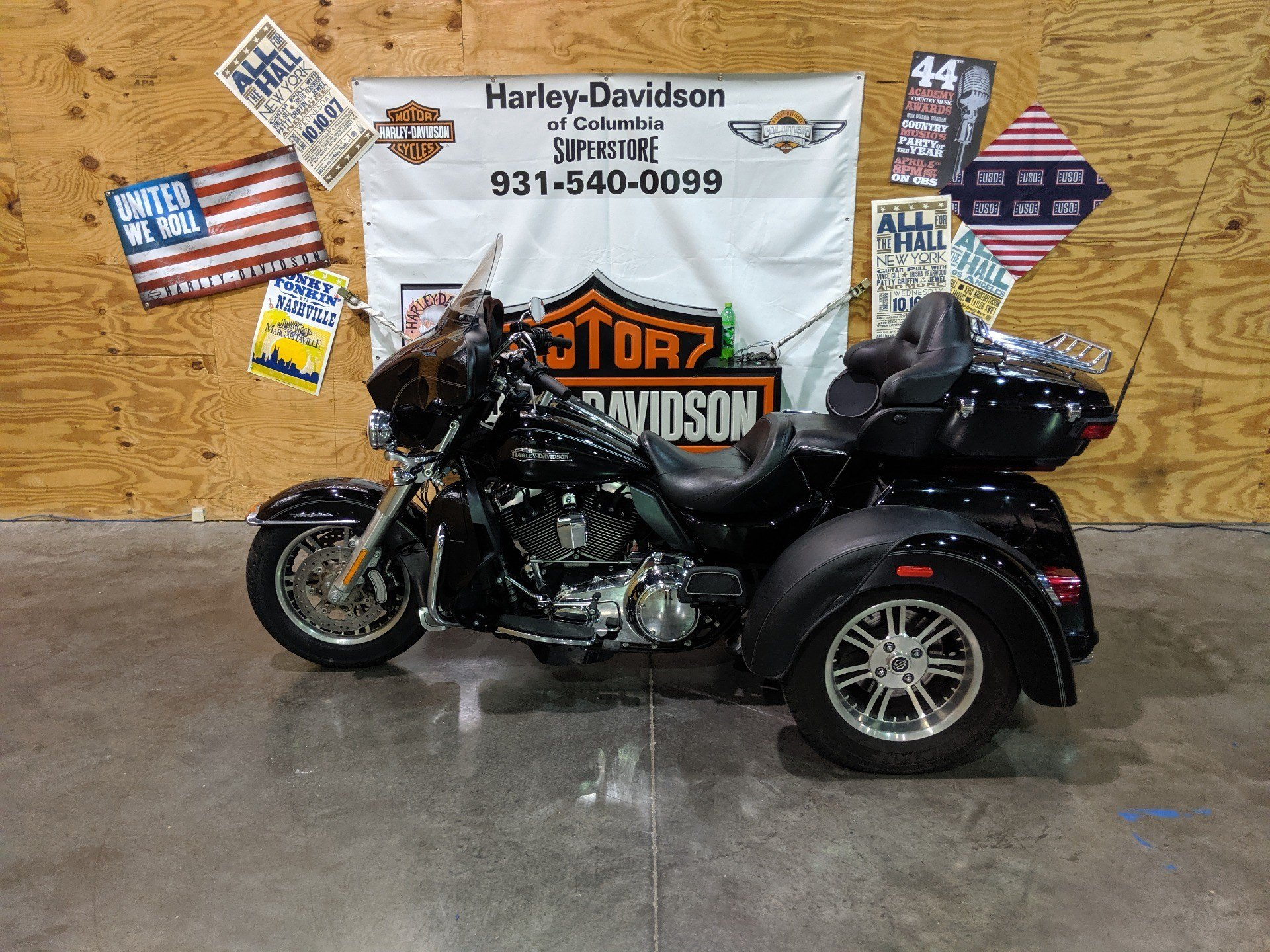 2015 Harley-Davidson Flhtcutg in Columbia, Tennessee - Photo 5