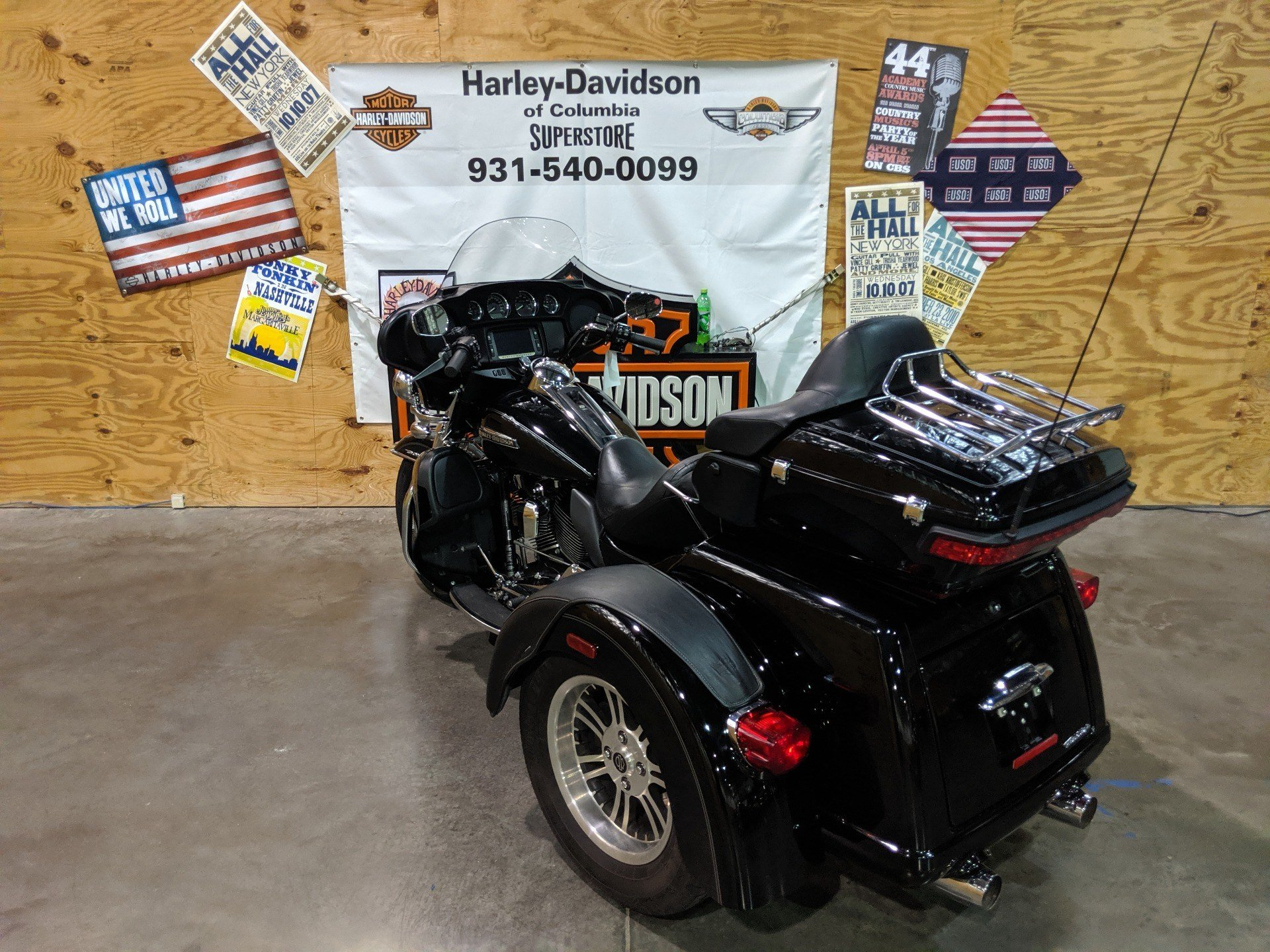 2015 Harley-Davidson Flhtcutg in Columbia, Tennessee - Photo 6