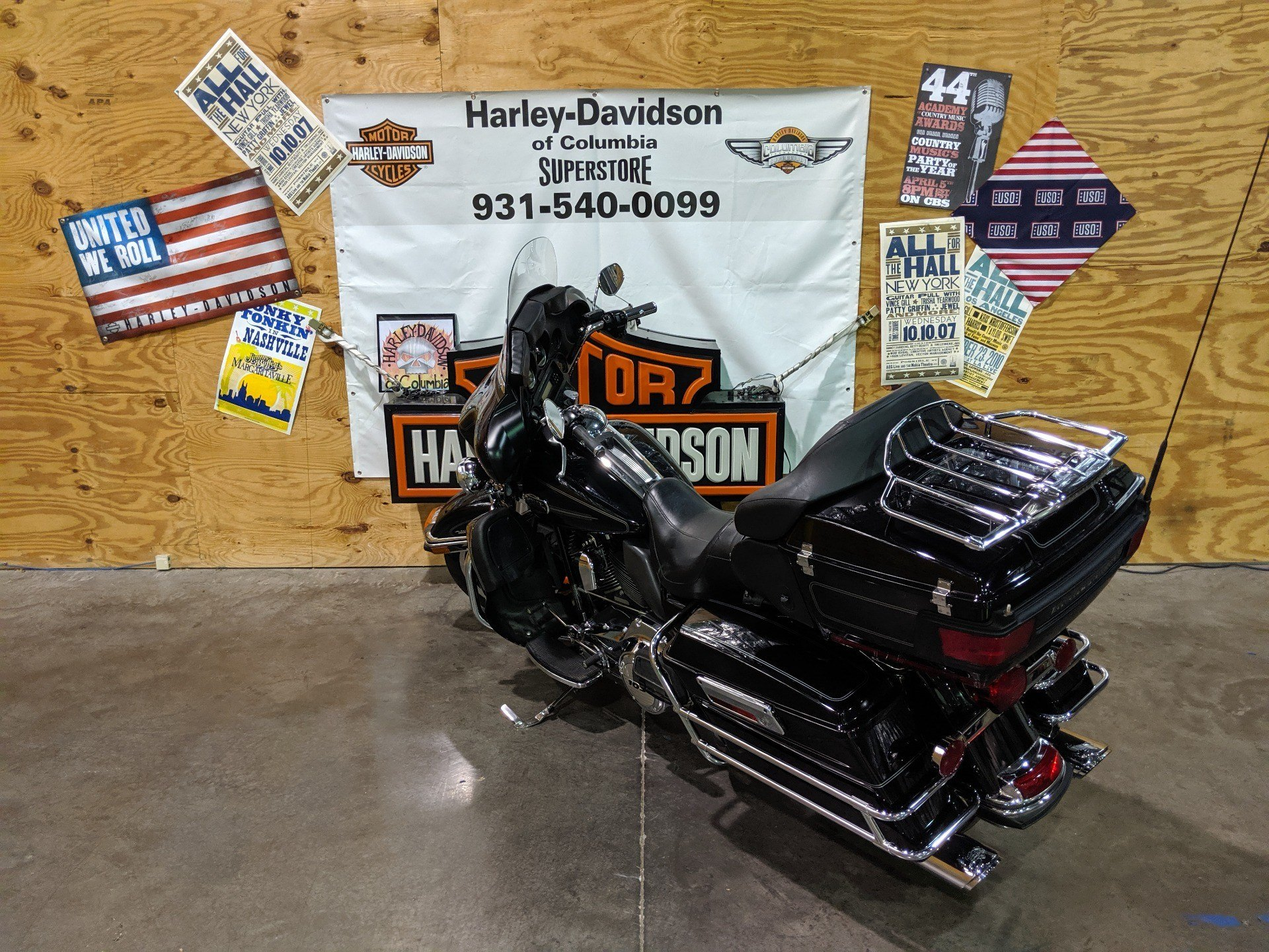 2013 Harley-Davidson FLHTCU in Columbia, Tennessee - Photo 6