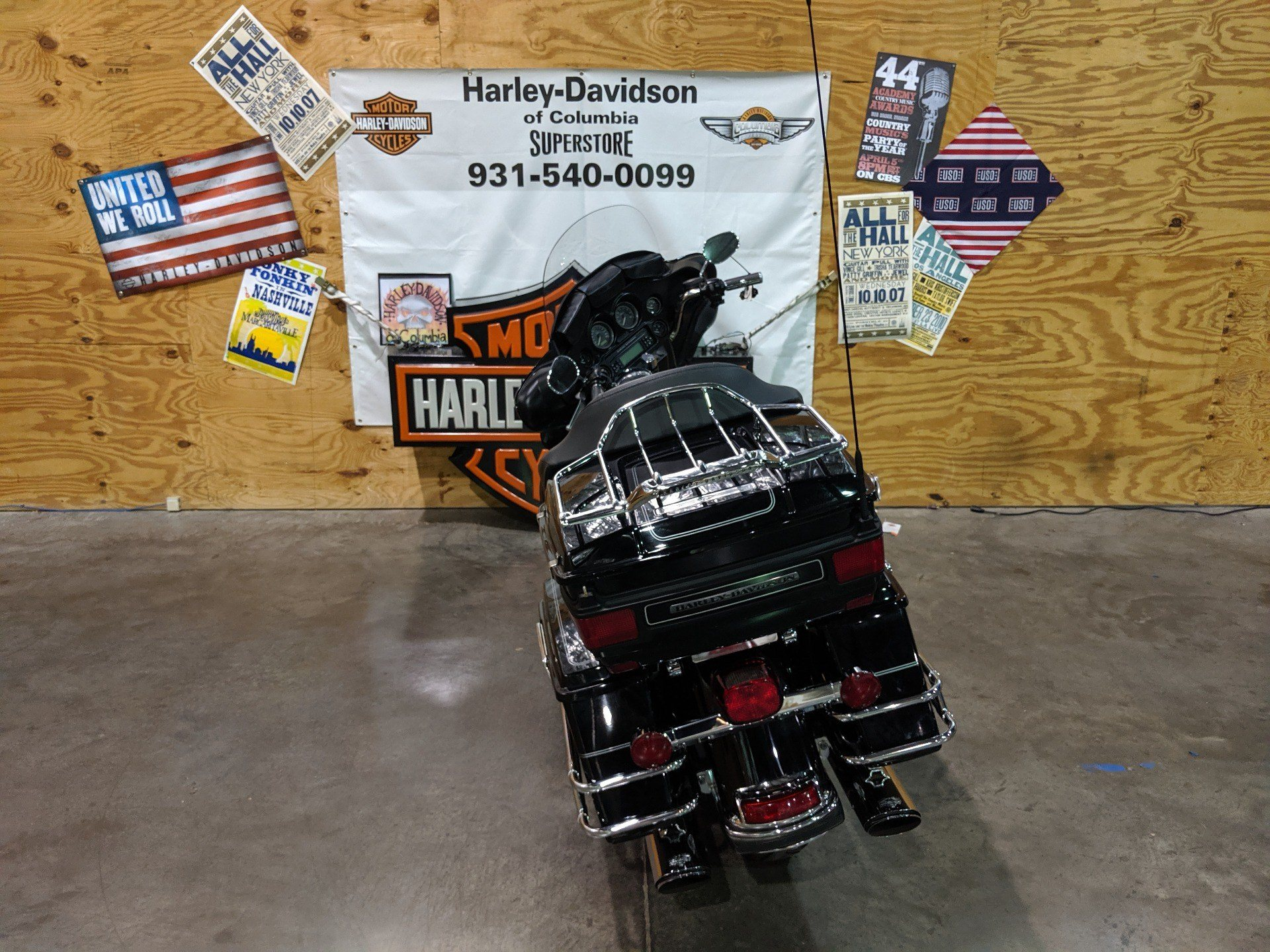 2013 Harley-Davidson FLHTCU in Columbia, Tennessee - Photo 7