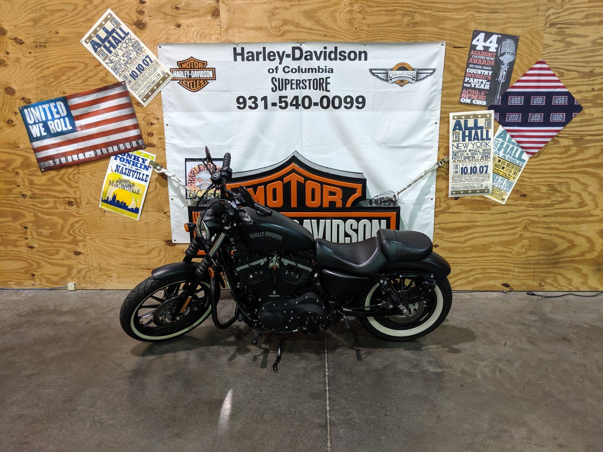 2013 Harley-Davidson XL883N in Columbia, Tennessee - Photo 5