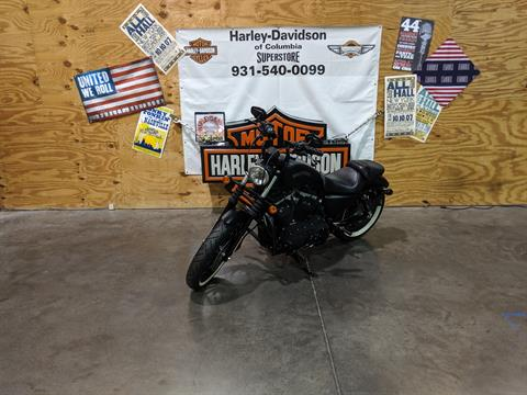 2013 Harley-Davidson XL883N in Columbia, Tennessee - Photo 4