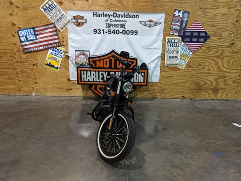 2013 Harley-Davidson XL883N in Columbia, Tennessee - Photo 3