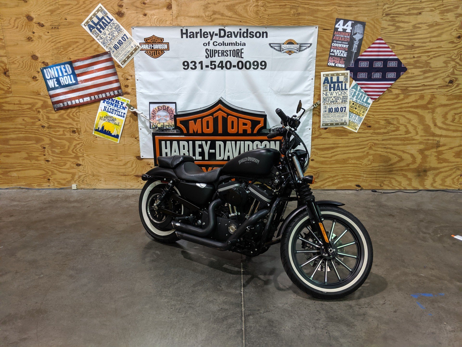 2013 Harley-Davidson XL883N in Columbia, Tennessee - Photo 2