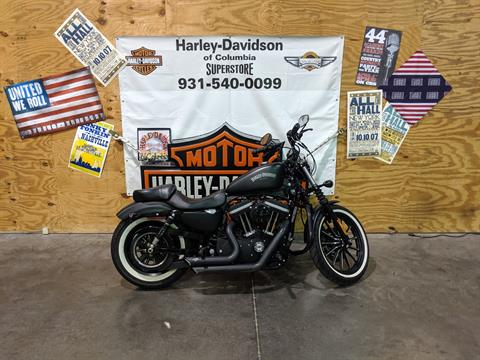 2013 Harley-Davidson XL883N in Columbia, Tennessee - Photo 1