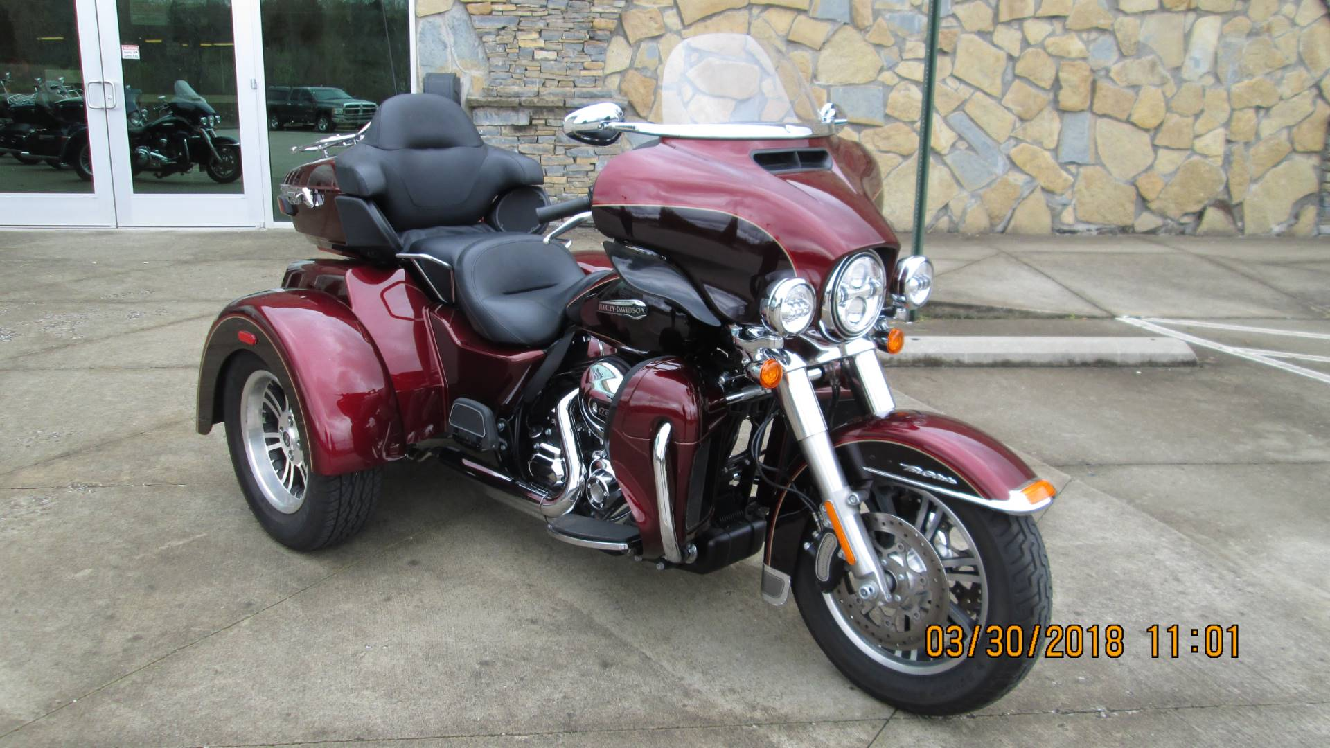 2014 Harley-Davidson Tri Glide® Ultra in Columbia, Tennessee