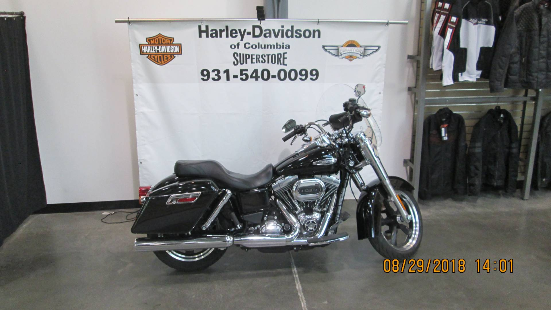 2016 Harley-Davidson Switchback™ in Columbia, Tennessee