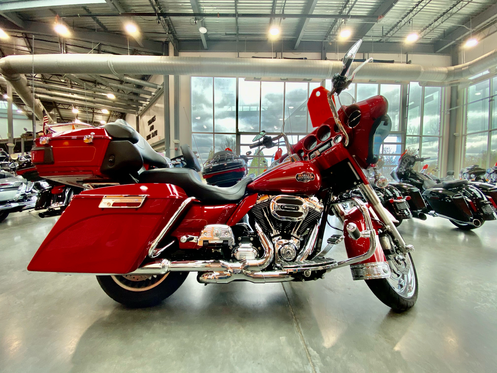 2013 Harley-Davidson FLHTCU Ultra Classic Electra Glide in Columbia, Tennessee - Photo 1