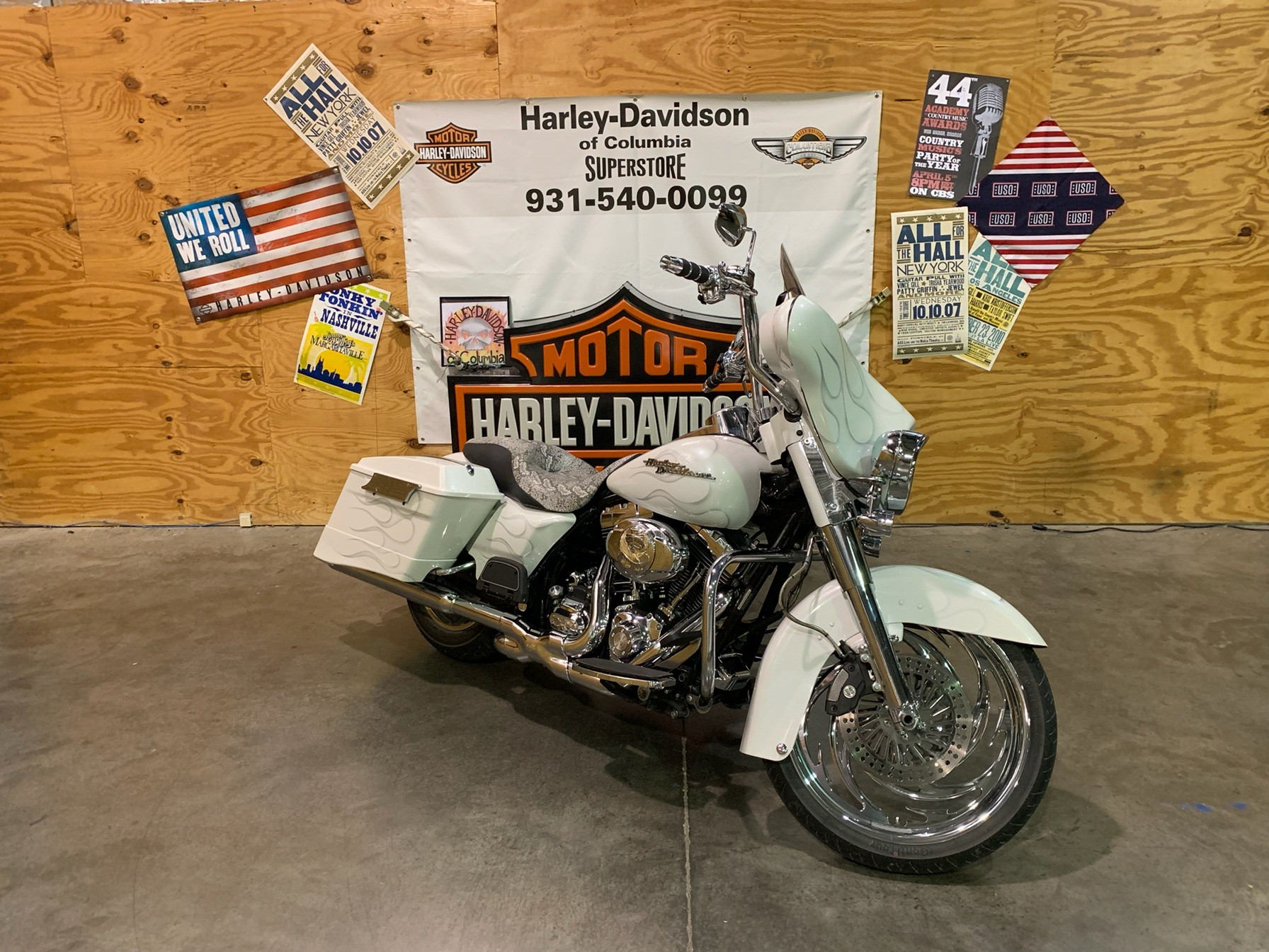 2009 Harley-Davidson FLHX in Columbia, Tennessee - Photo 1