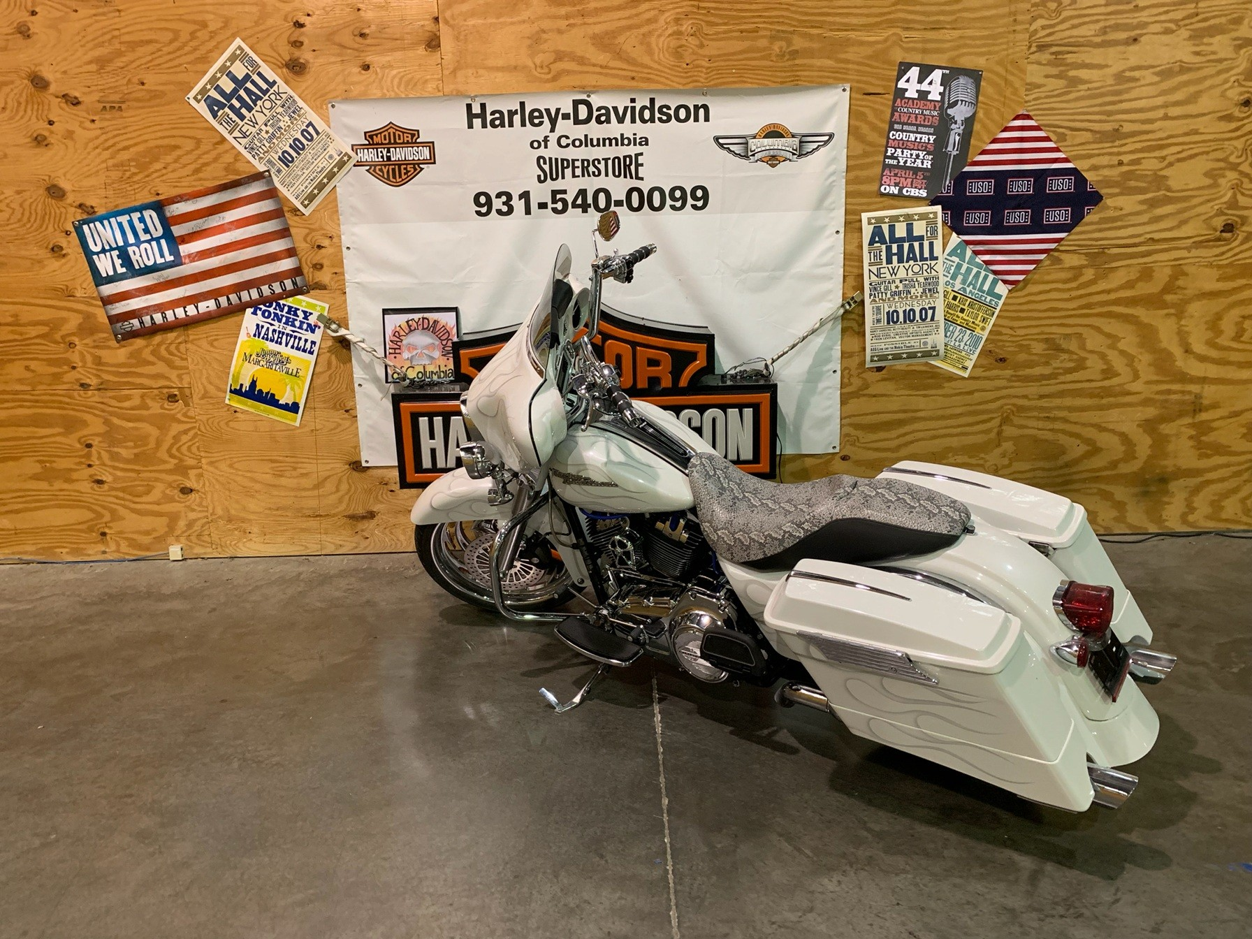 2009 Harley-Davidson FLHX in Columbia, Tennessee - Photo 5