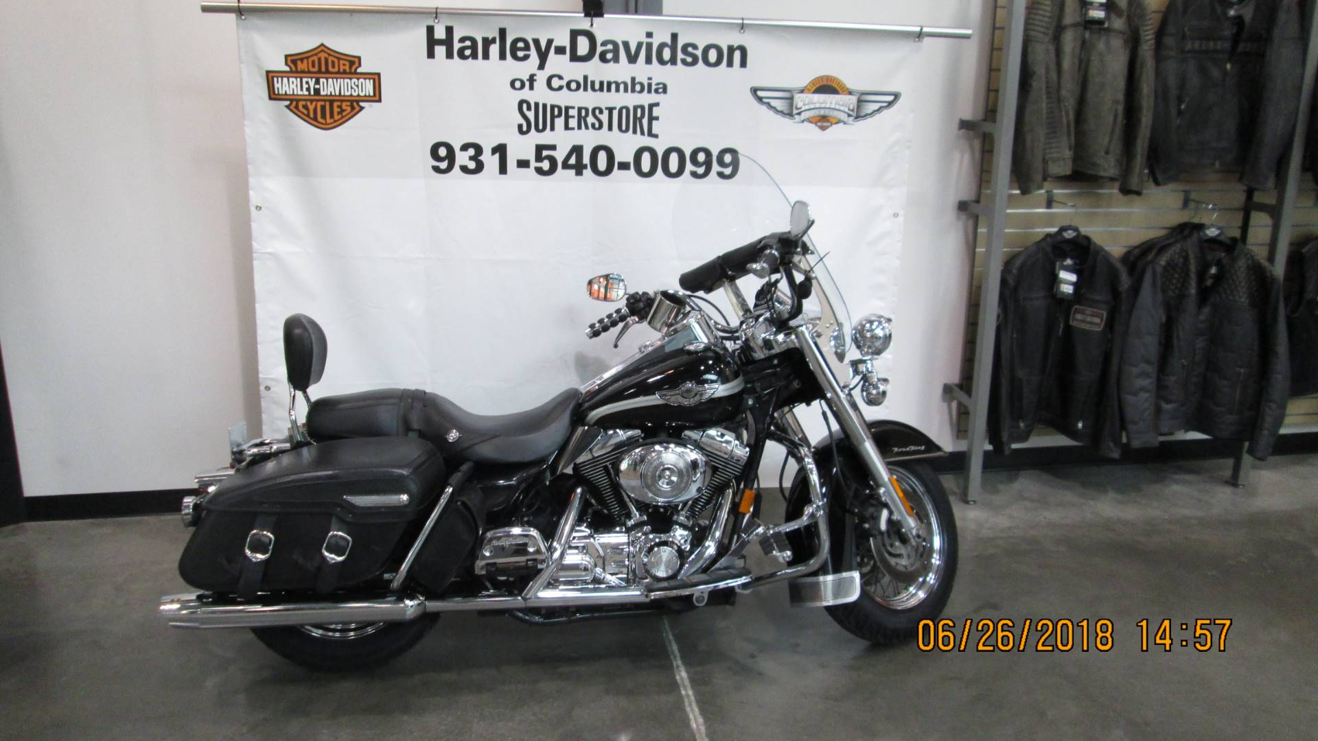 2003 Harley-Davidson FLHRCI Road King® Classic in Columbia, Tennessee