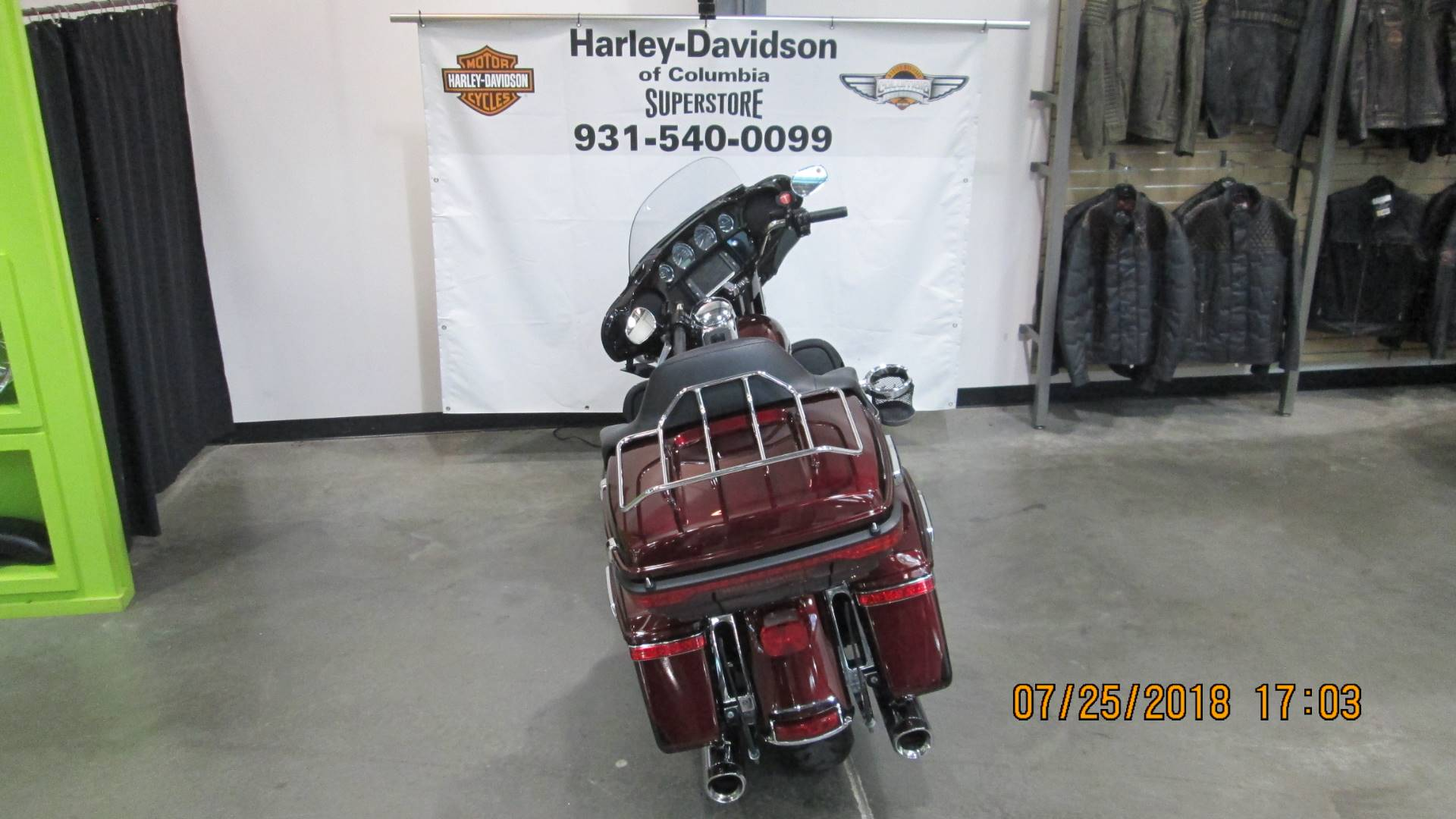 2014 Harley-Davidson Ultra Limited in Columbia, Tennessee