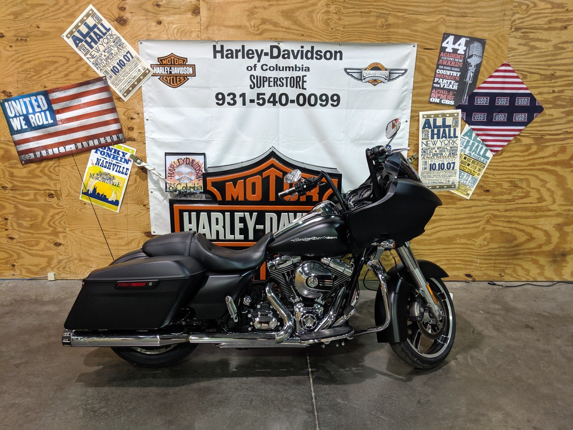 2016 Harley-Davidson FLTRX in Columbia, Tennessee - Photo 1