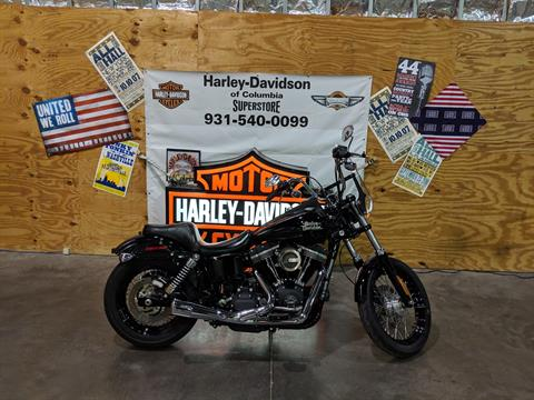 2017 Harley-Davidson fxbb in Columbia, Tennessee - Photo 1