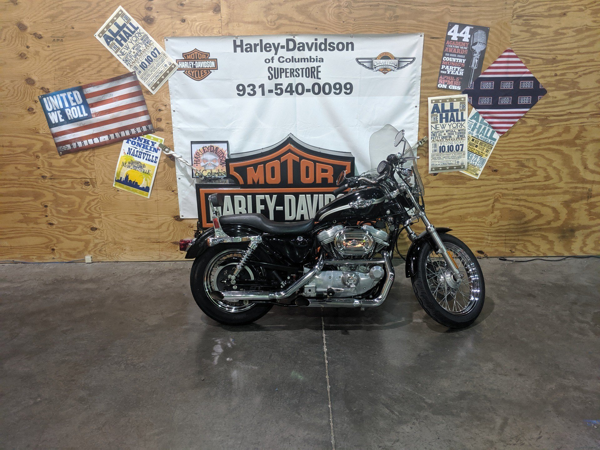 2003 Harley-Davidson 883 in Columbia, Tennessee - Photo 1