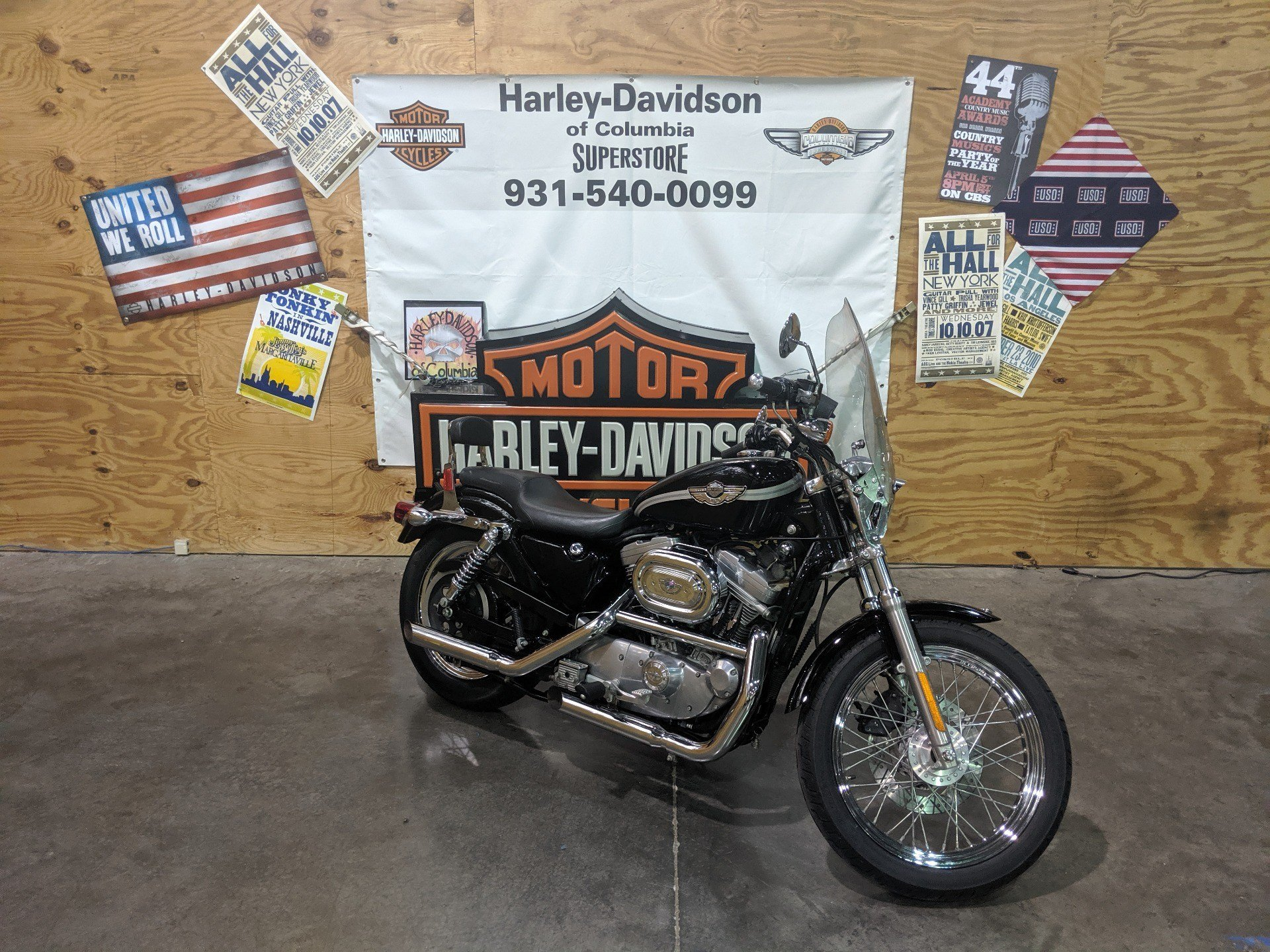 2003 Harley-Davidson 883 in Columbia, Tennessee - Photo 2